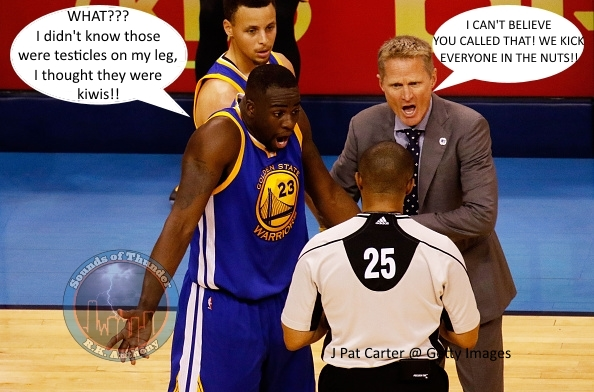 You're not at Oracle, Kerr