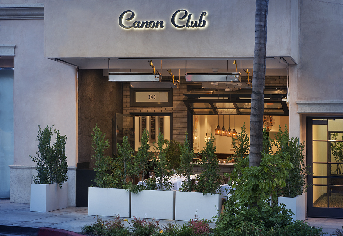 Canon Club, Beverly Hills