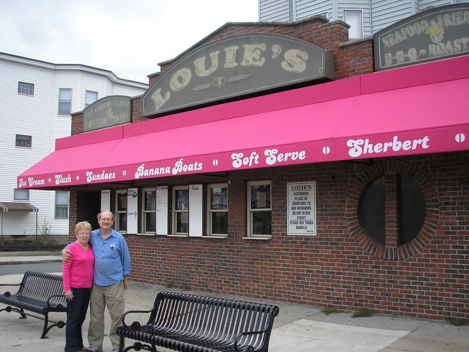 Louie's Ice Cream