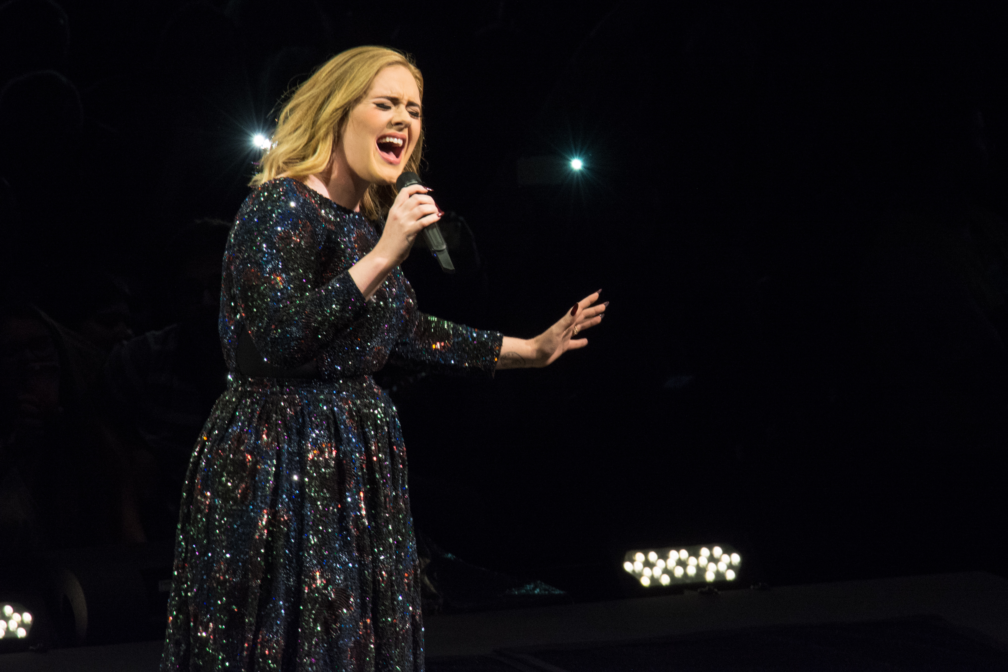 Adele Performs At MEO Arena, Lisbon