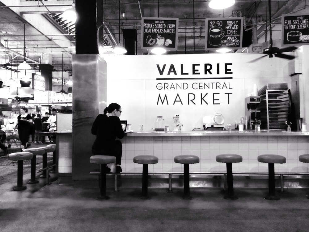 Everything to Know About Valerie's Upcoming Changes at Grand Central Market