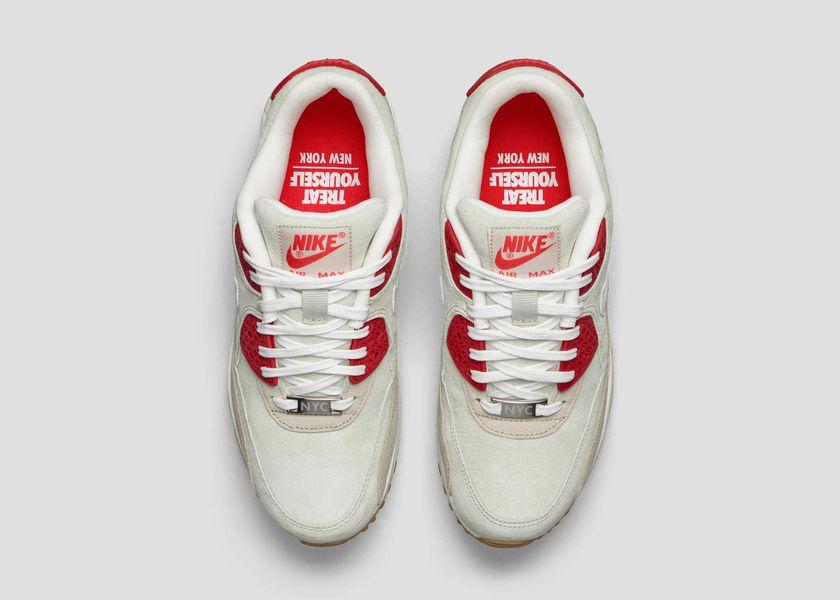 "Nike ""Treat Yourself"" Strawberry Cheesecake Sneakers"