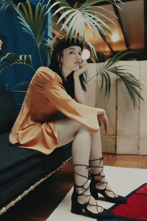 "BreeLayne ""Lola"" babydoll dress, <a href=""[LINK] target=""_blank"">$575</a>"