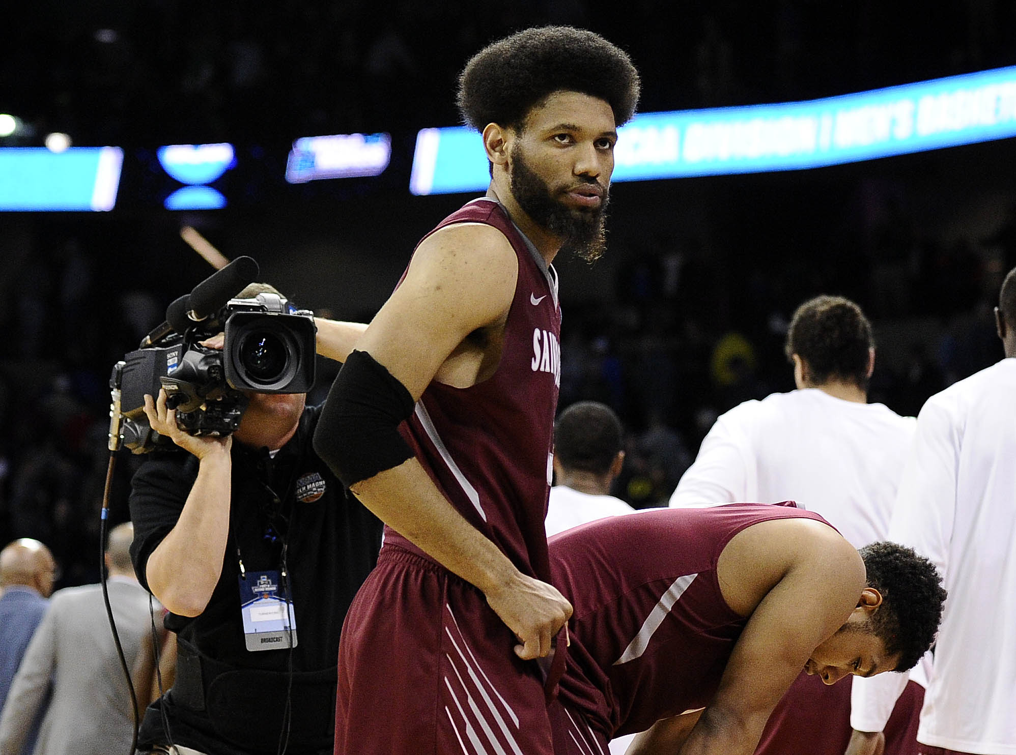 Could DeAndre Bembry end up as the Suns pick?