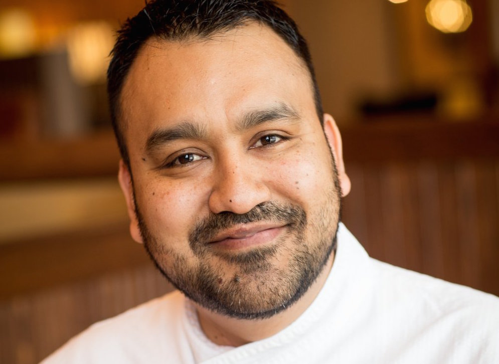 Chef Lauro Romero