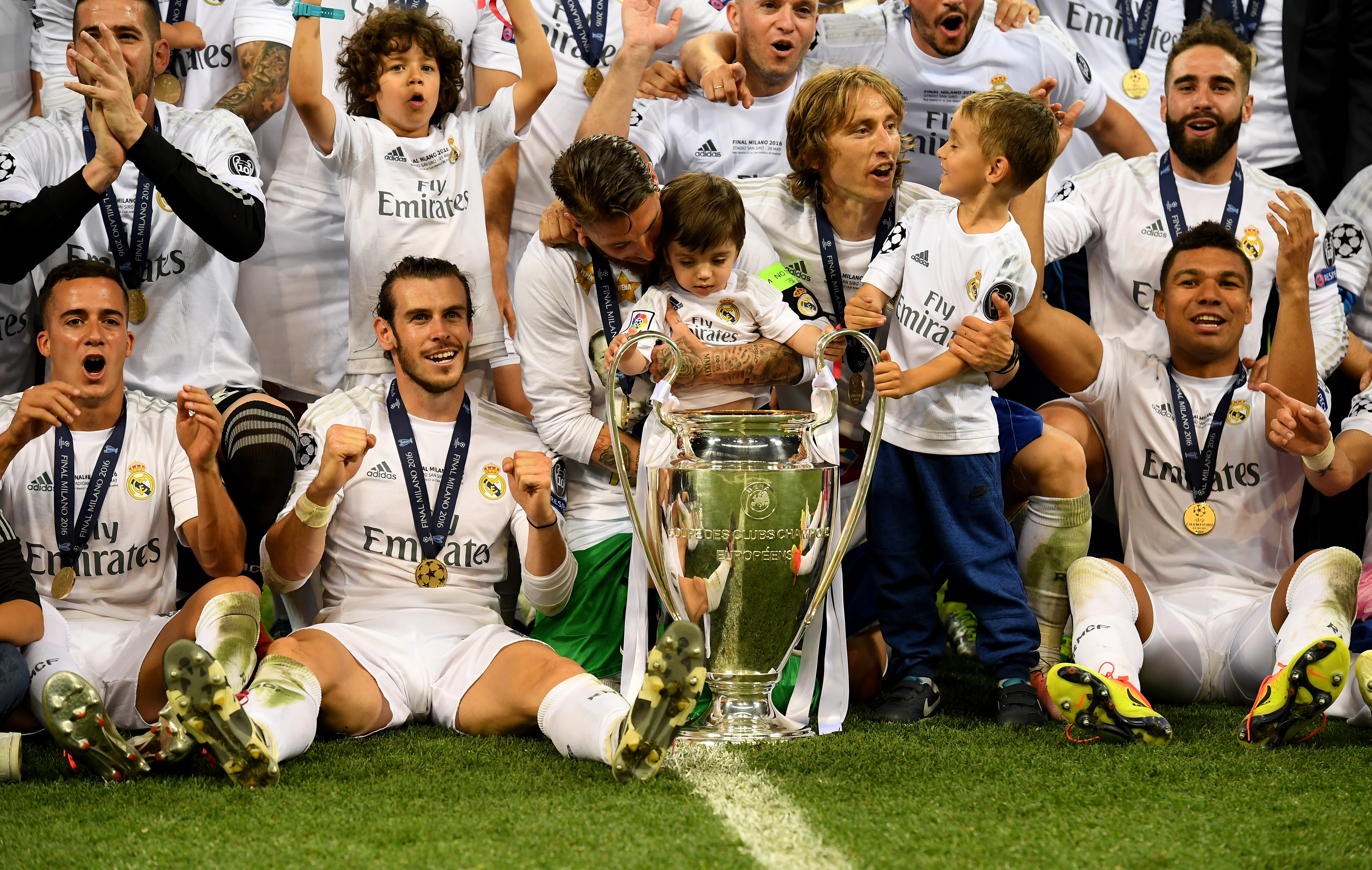 Real Madrid became Champions League winners by prioritizing sense over Galácticos