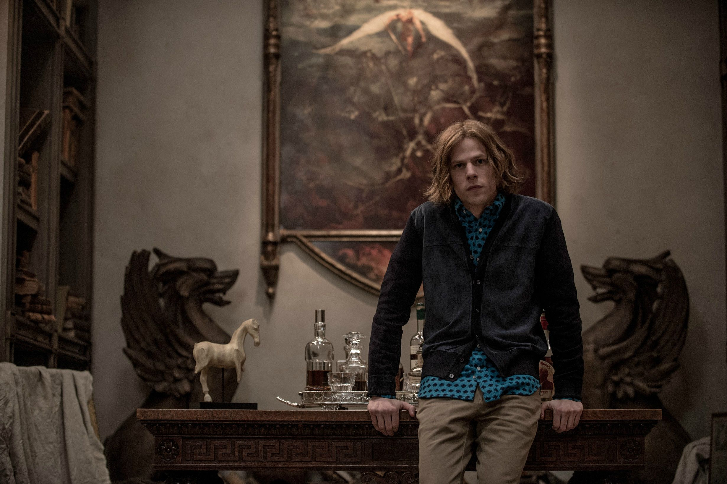 Jesse Eisenberg confirms Lex Luthor will return for Justice League