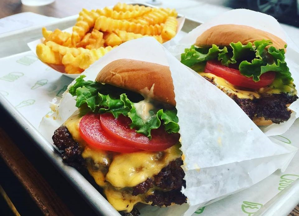 Our burger prayers answered.
