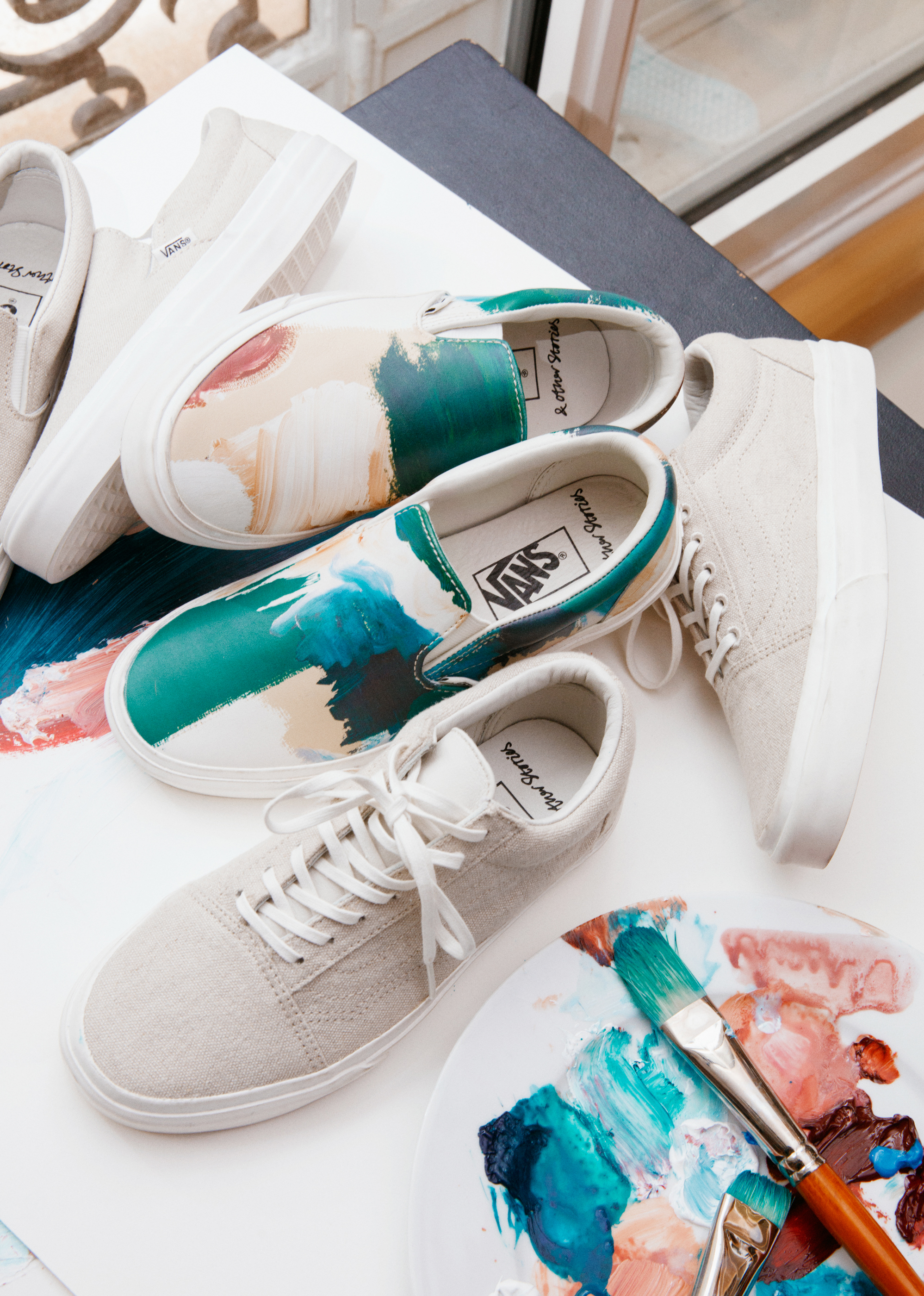 e9a3f43667f1 Vans and   Other Stories s Cool Shoes Have Arrived
