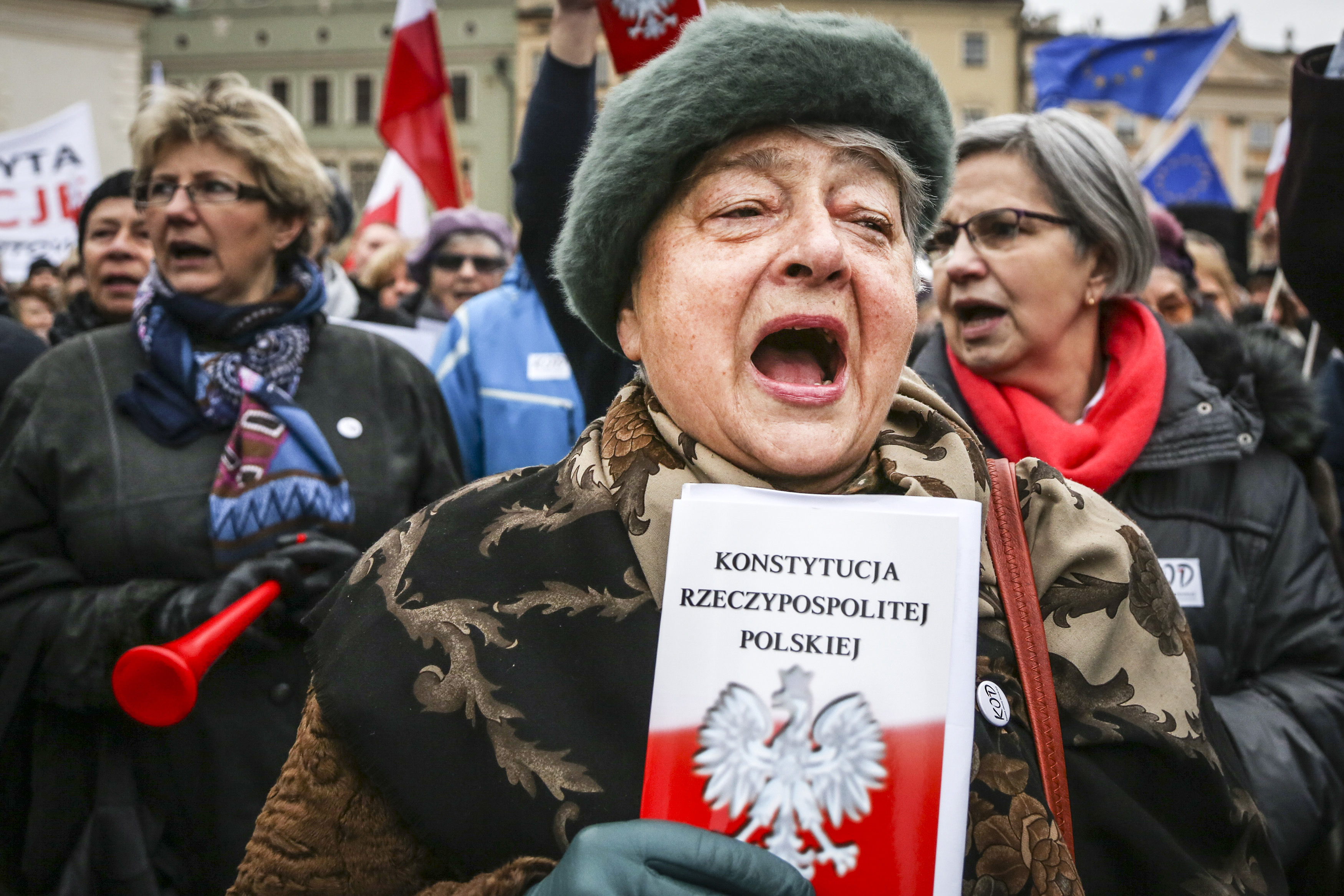 Poland is having a constitutional crisis. Here's why you should care.