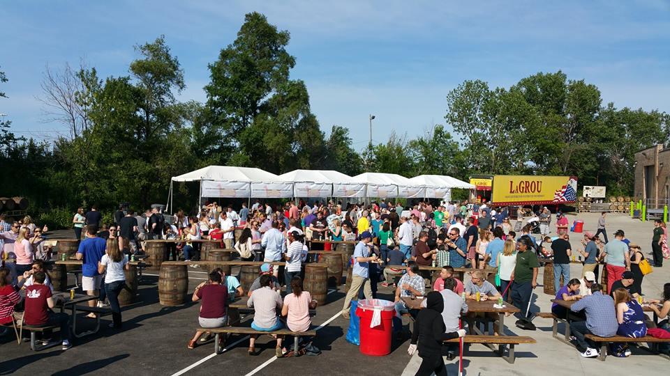 The 2015 Dog Dayz of Summer Festival