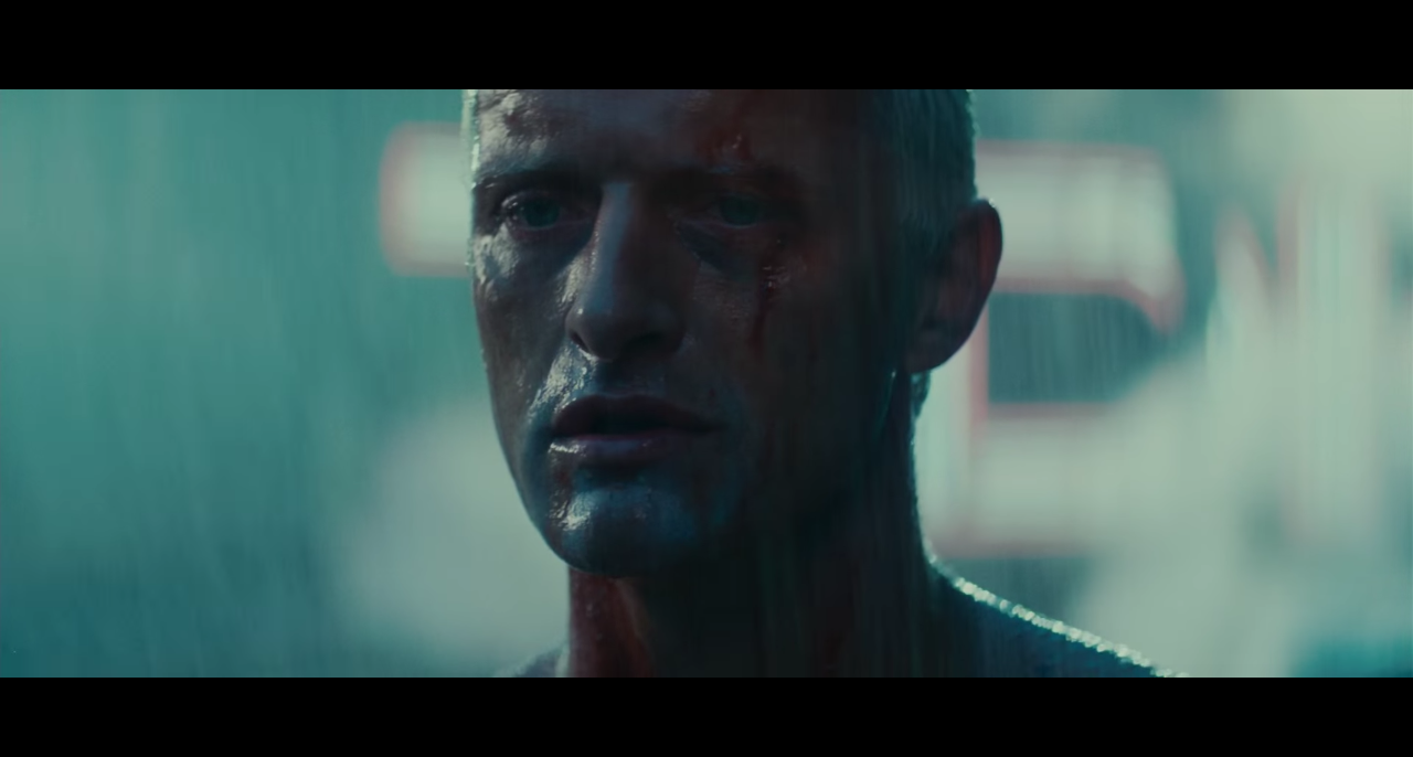 "A guy trained a machine to ""watch"" Blade Runner. Then things got seriously sci-fi."