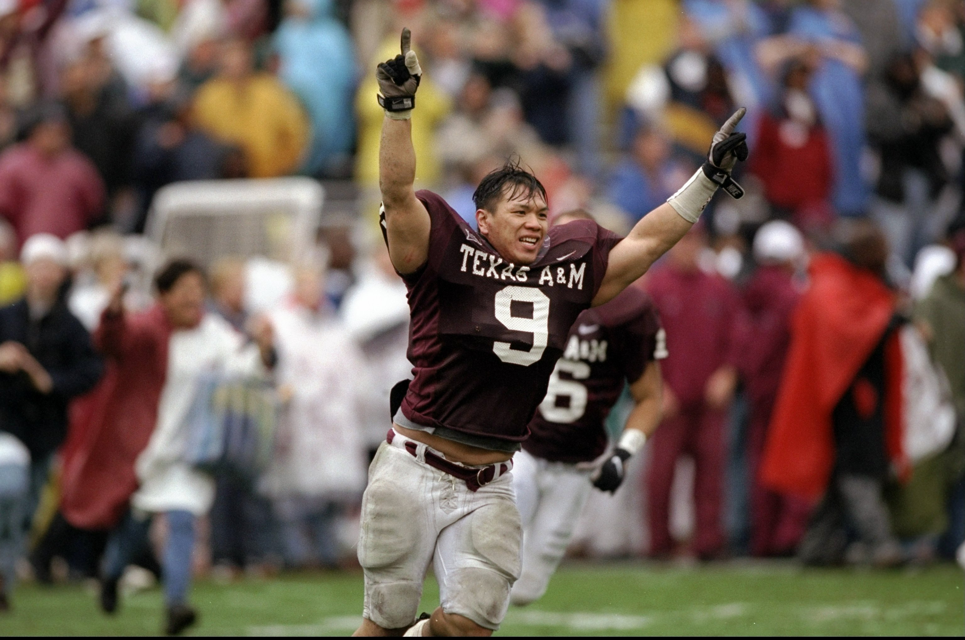 finest selection 7f1c6 99dcd Dat Nguyen on 2017 College Football Hall of Fame Ballot ...