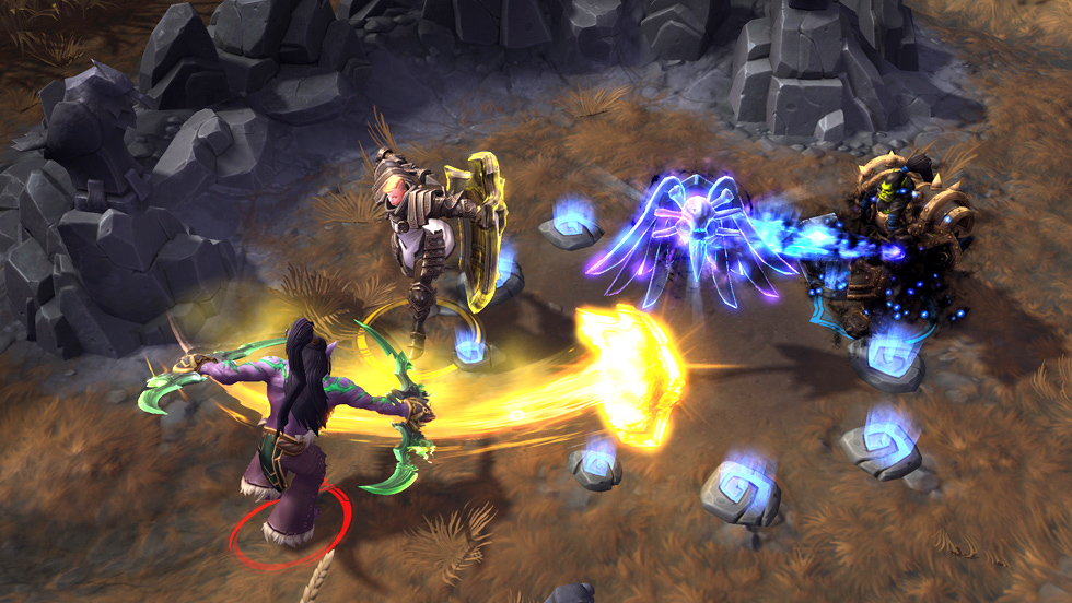 Heroes of the Storm's draft mode is coming to unranked play