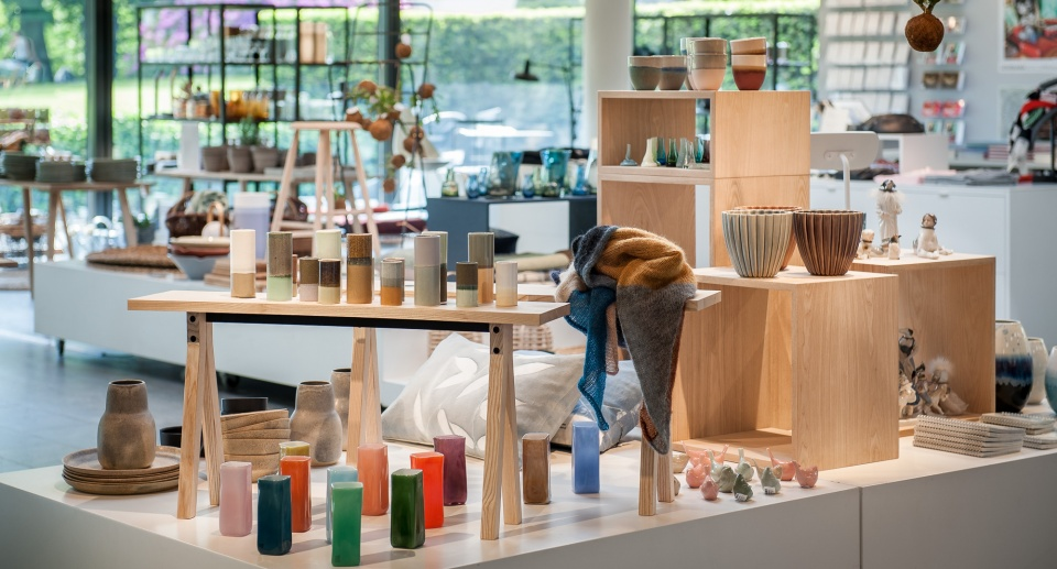 The Best Shopping in Copenhagen Is Actually in a Museum