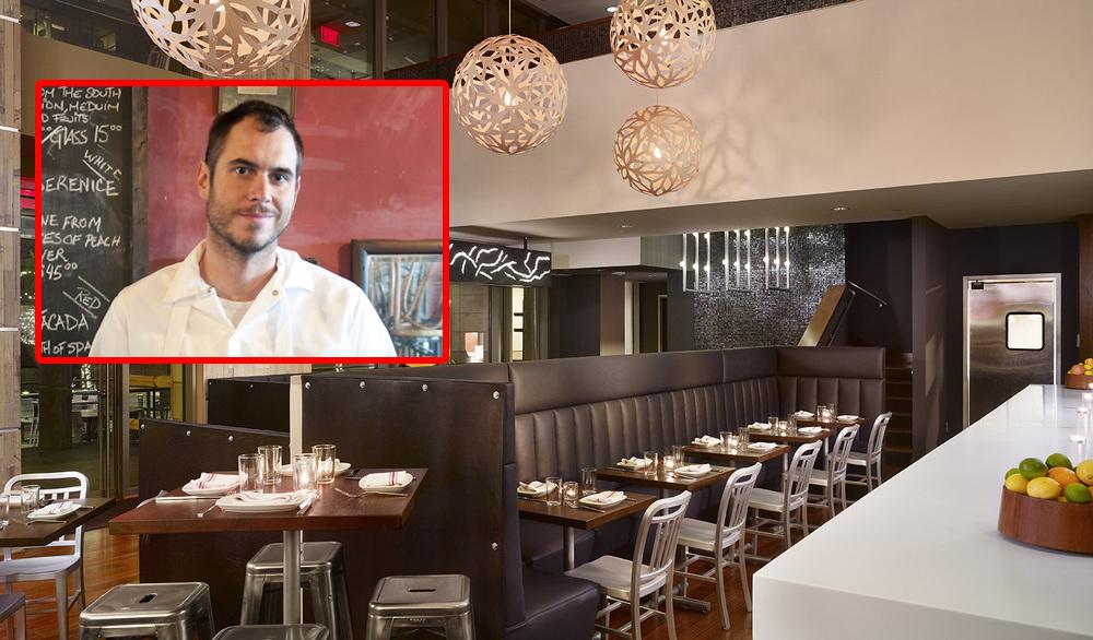 Casey Wilcox joins Second Bar + Kitchen