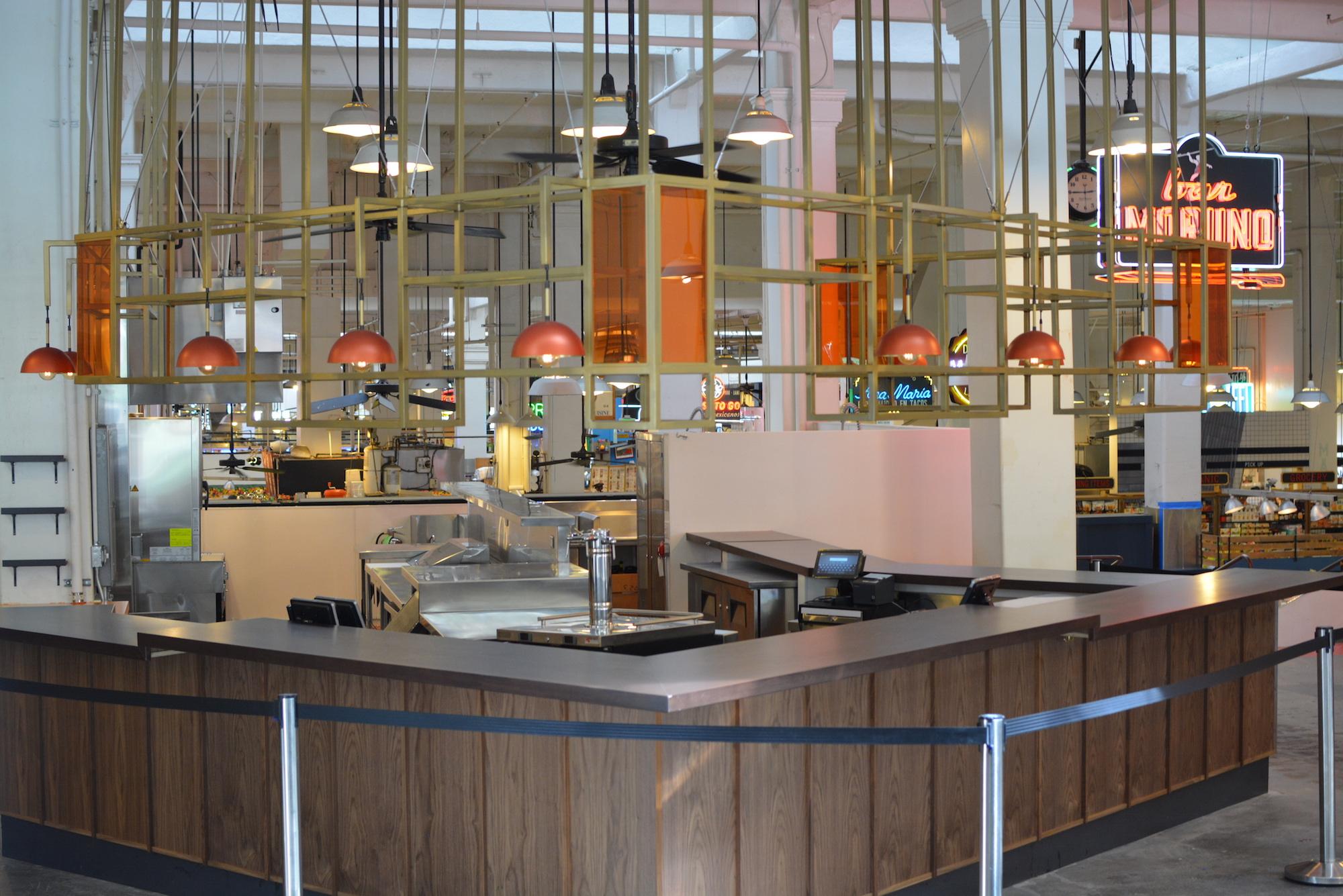 Bar Moruno, Grand Central Market