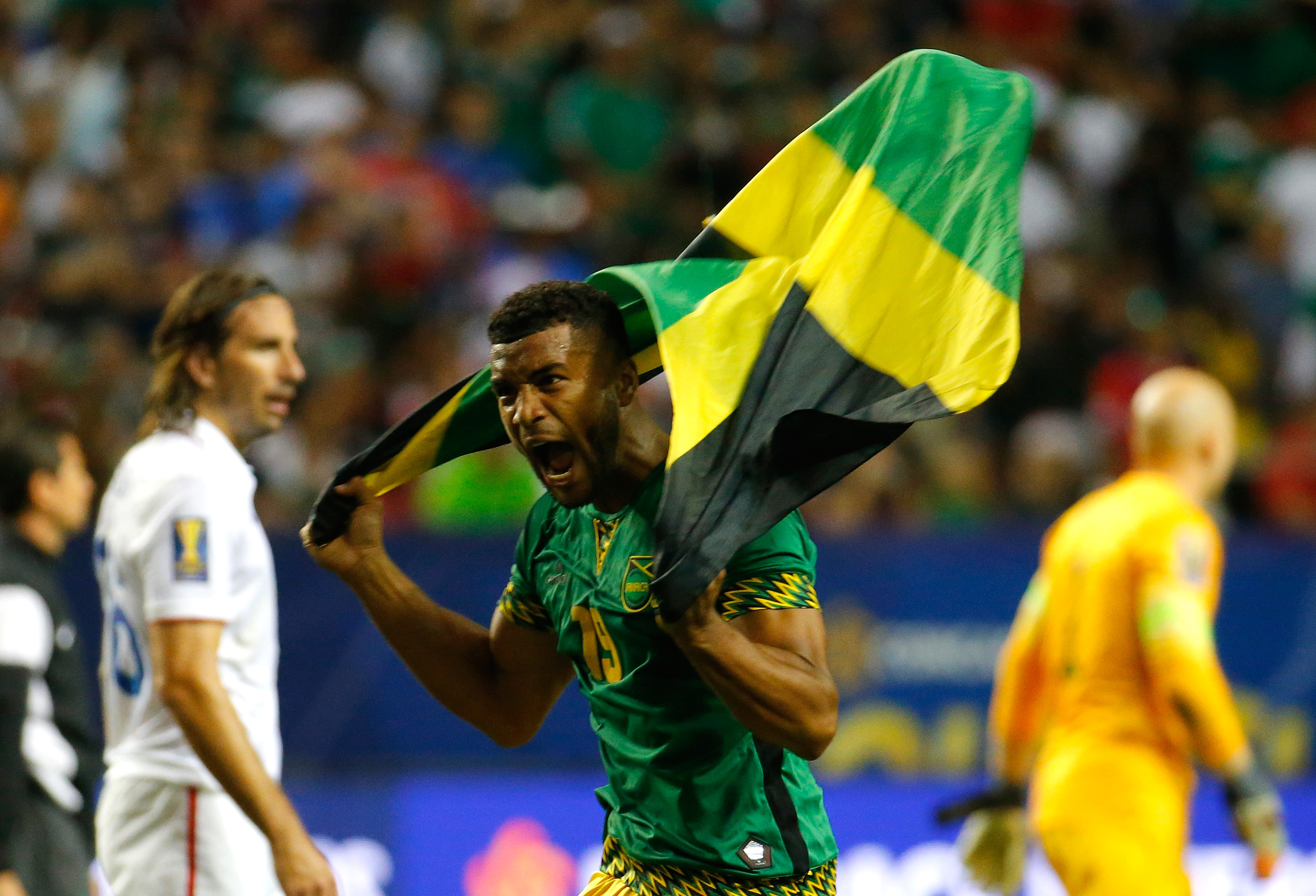 Jamaica v United States: Semifinals - 2015 CONCACAF Gold Cup