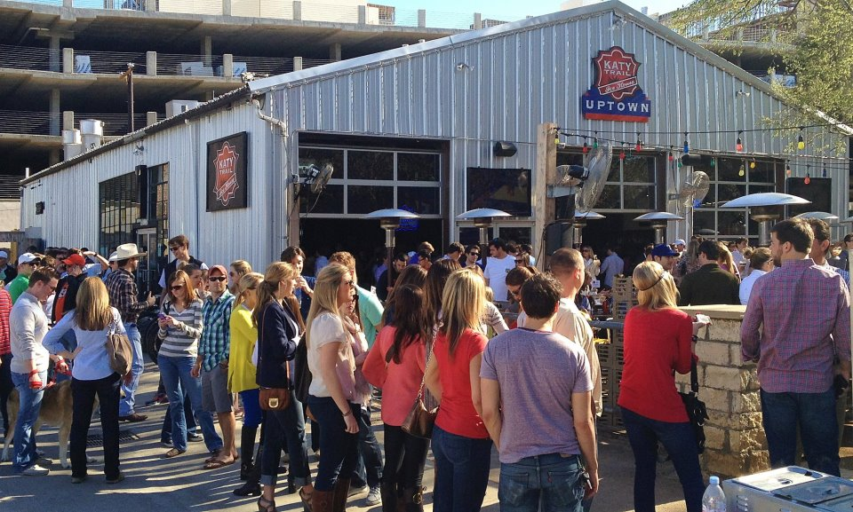 Katy Trail Ice House in more peaceful times