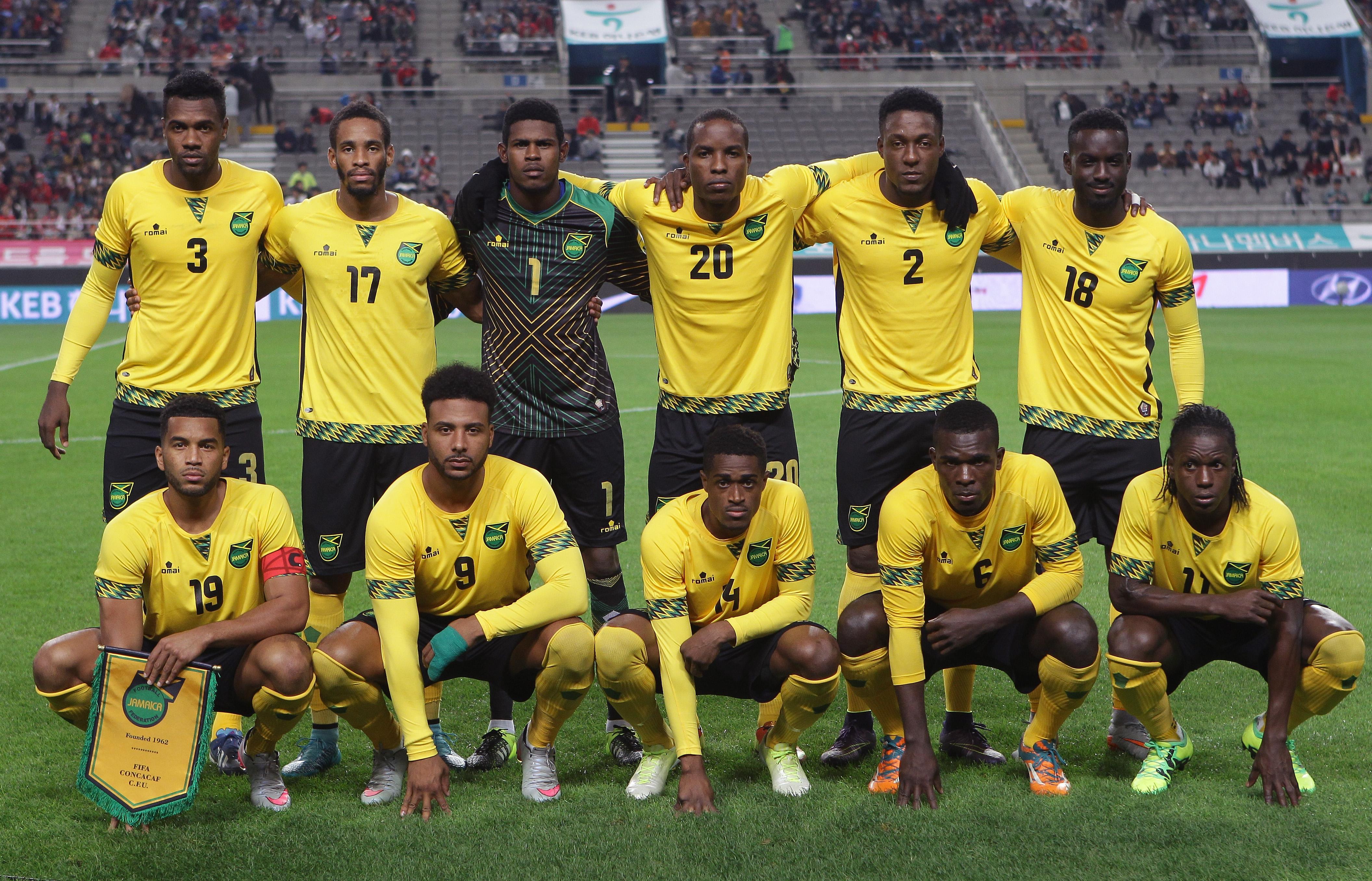 South Korea v Jamaica - International Friendly Soccer
