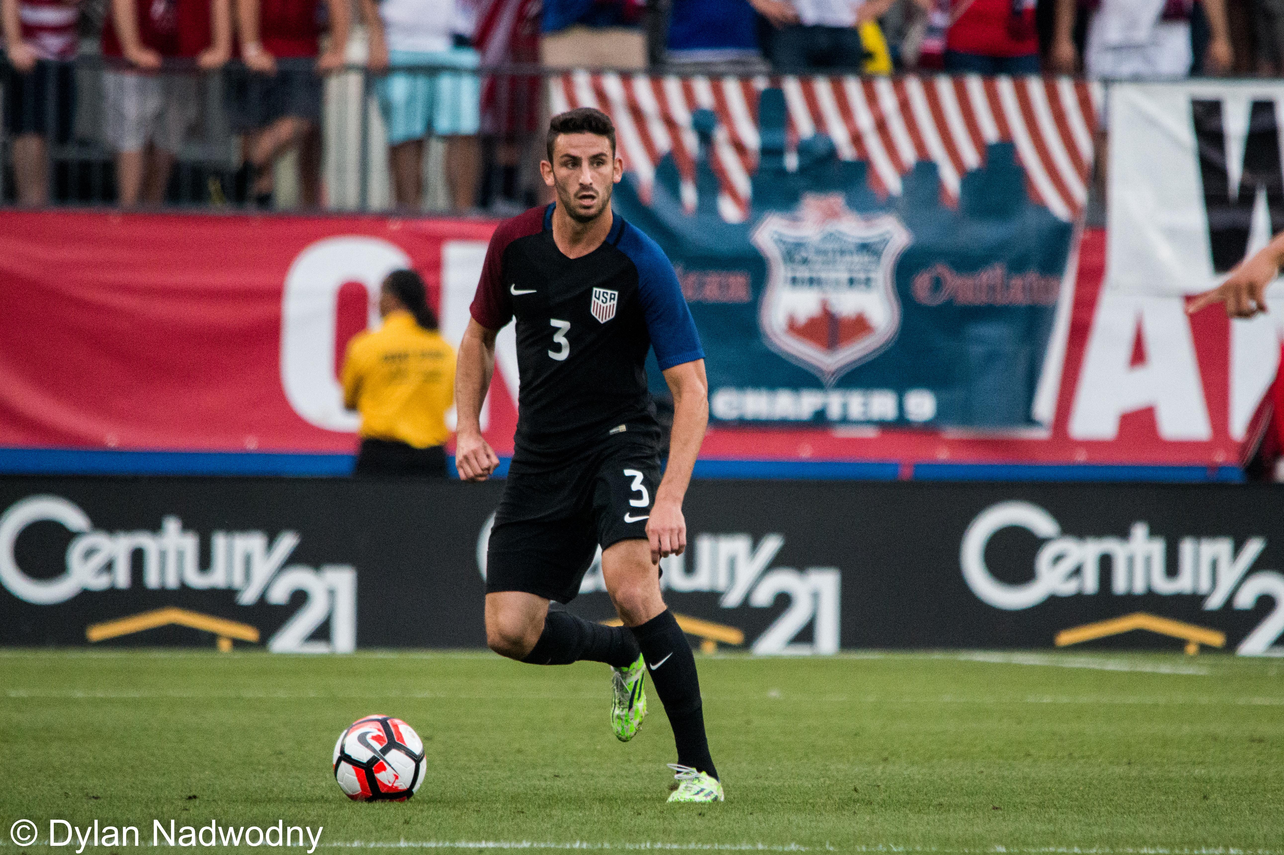 United States vs Ecuador: Match Photos