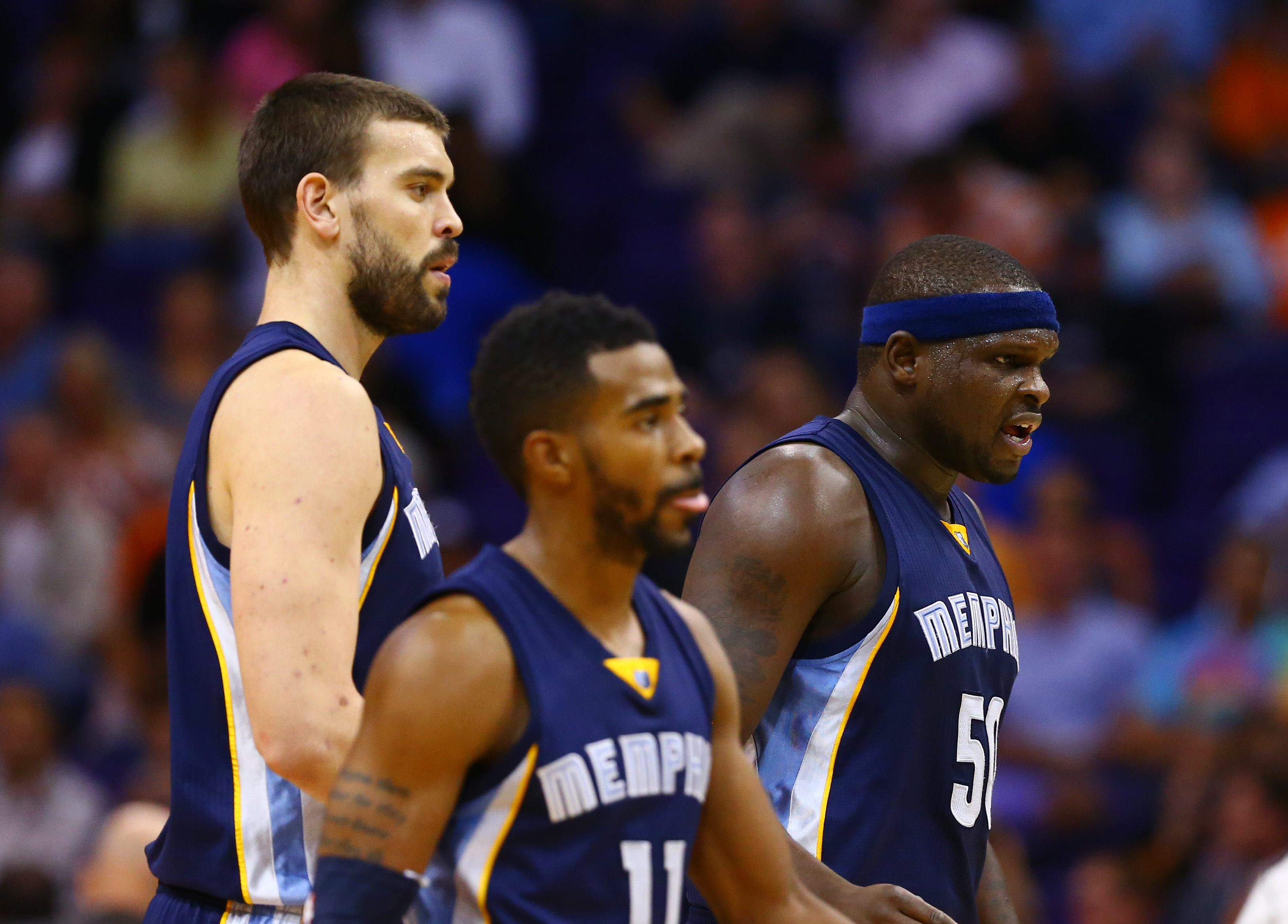These three and Tony Allen have some unfinished business...