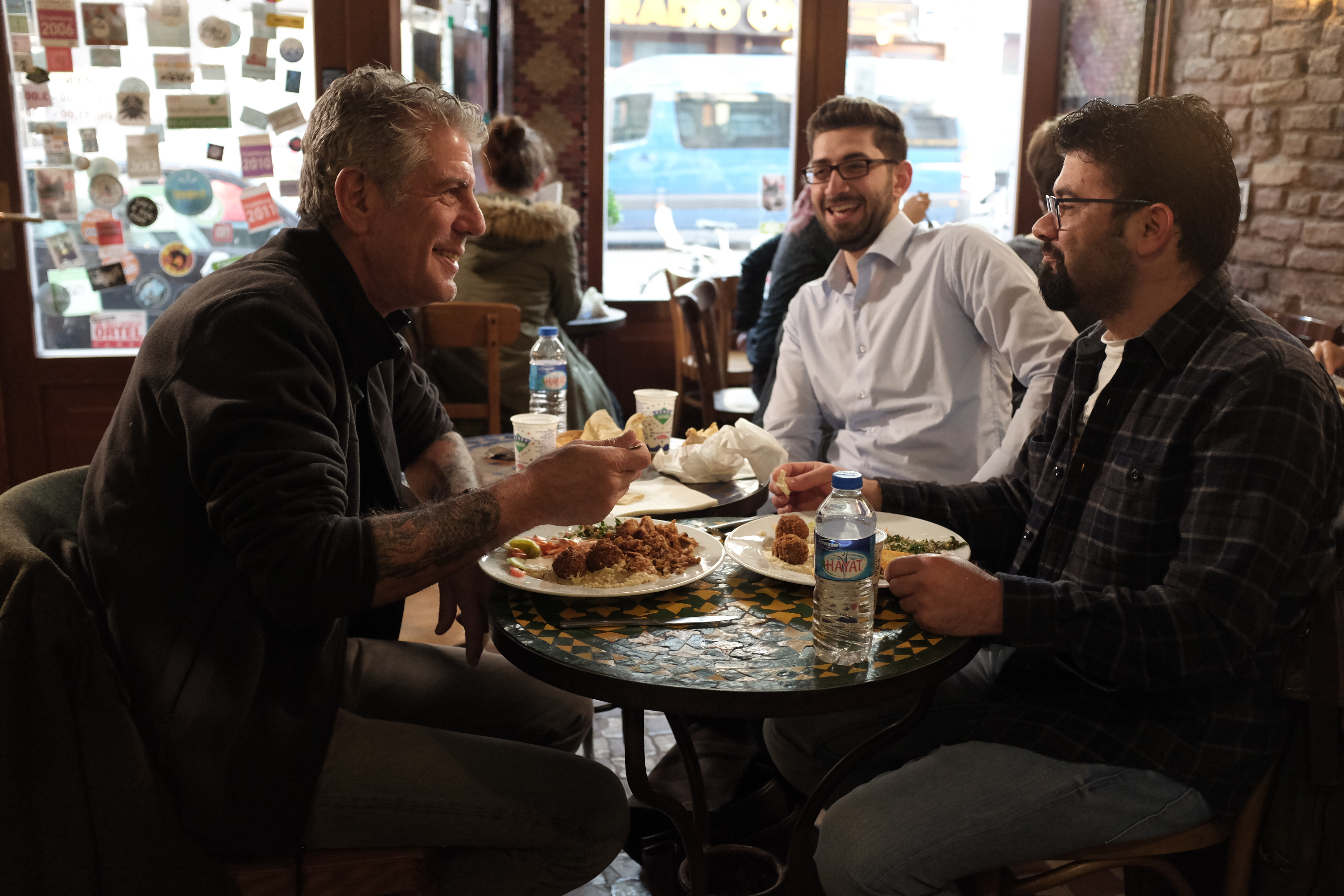 Anthony Bourdain: Parts Unknown' in Cologne, Germany: Just
