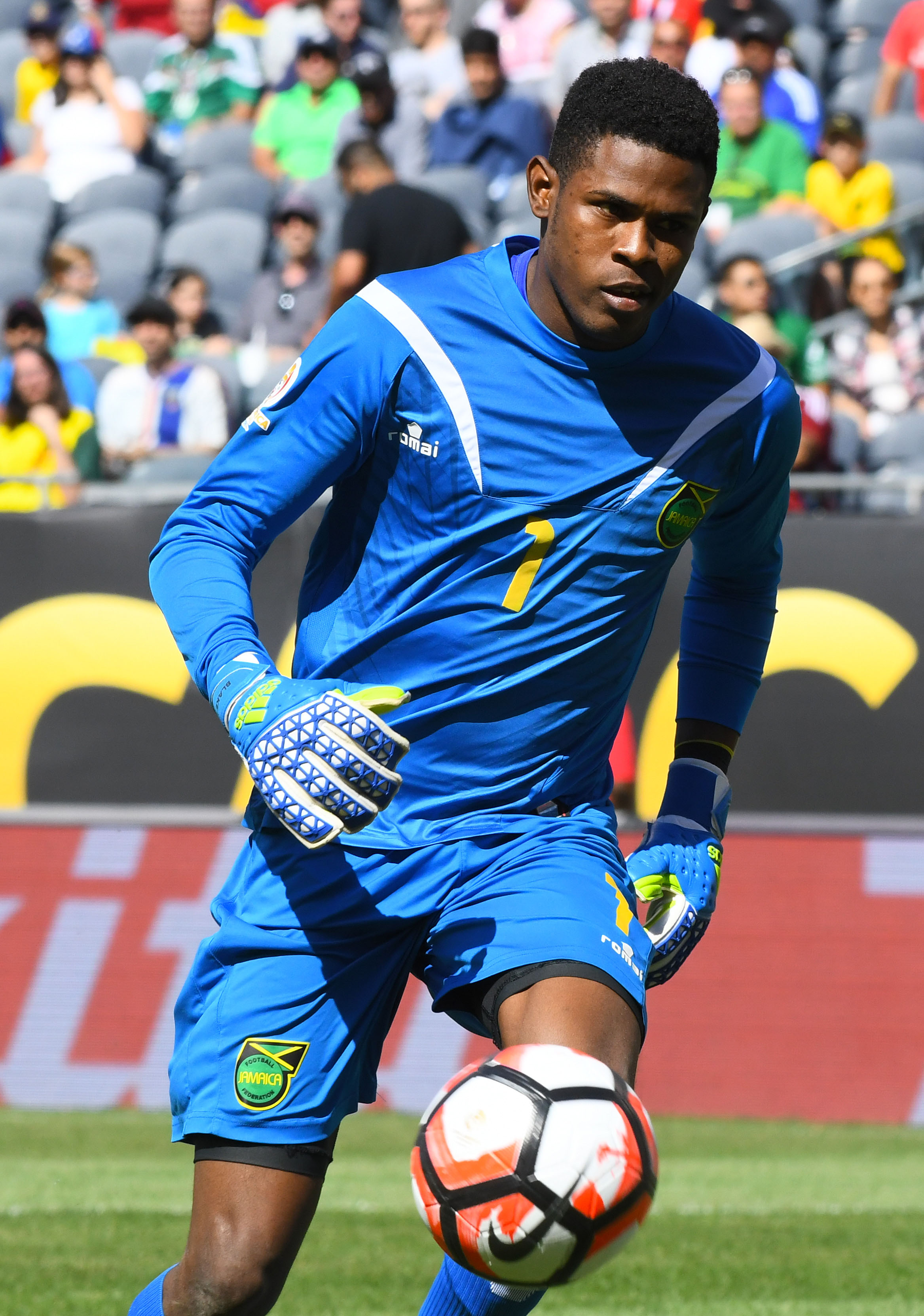 Soccer: 2016 Copa America Centenario-Jamaica at Venezuela