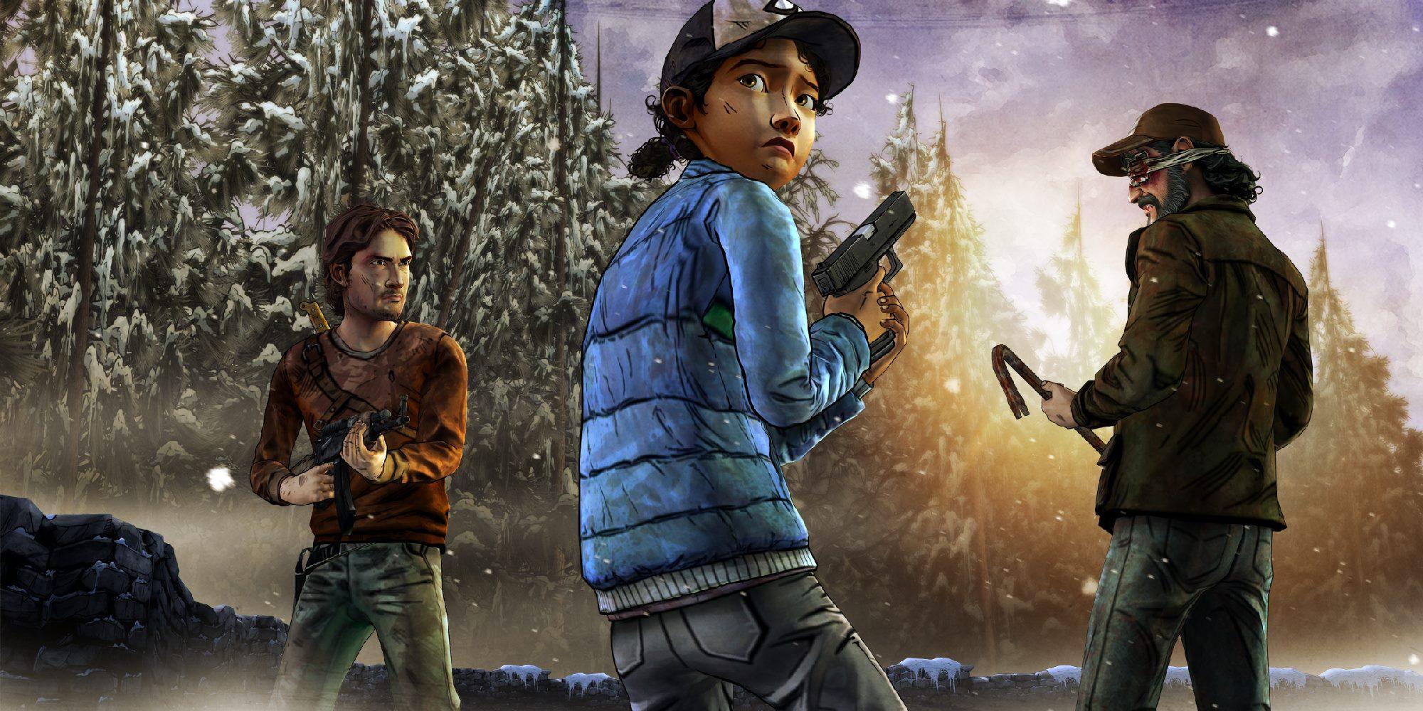 Telltale's The Walking Dead Season Three arrives this fall