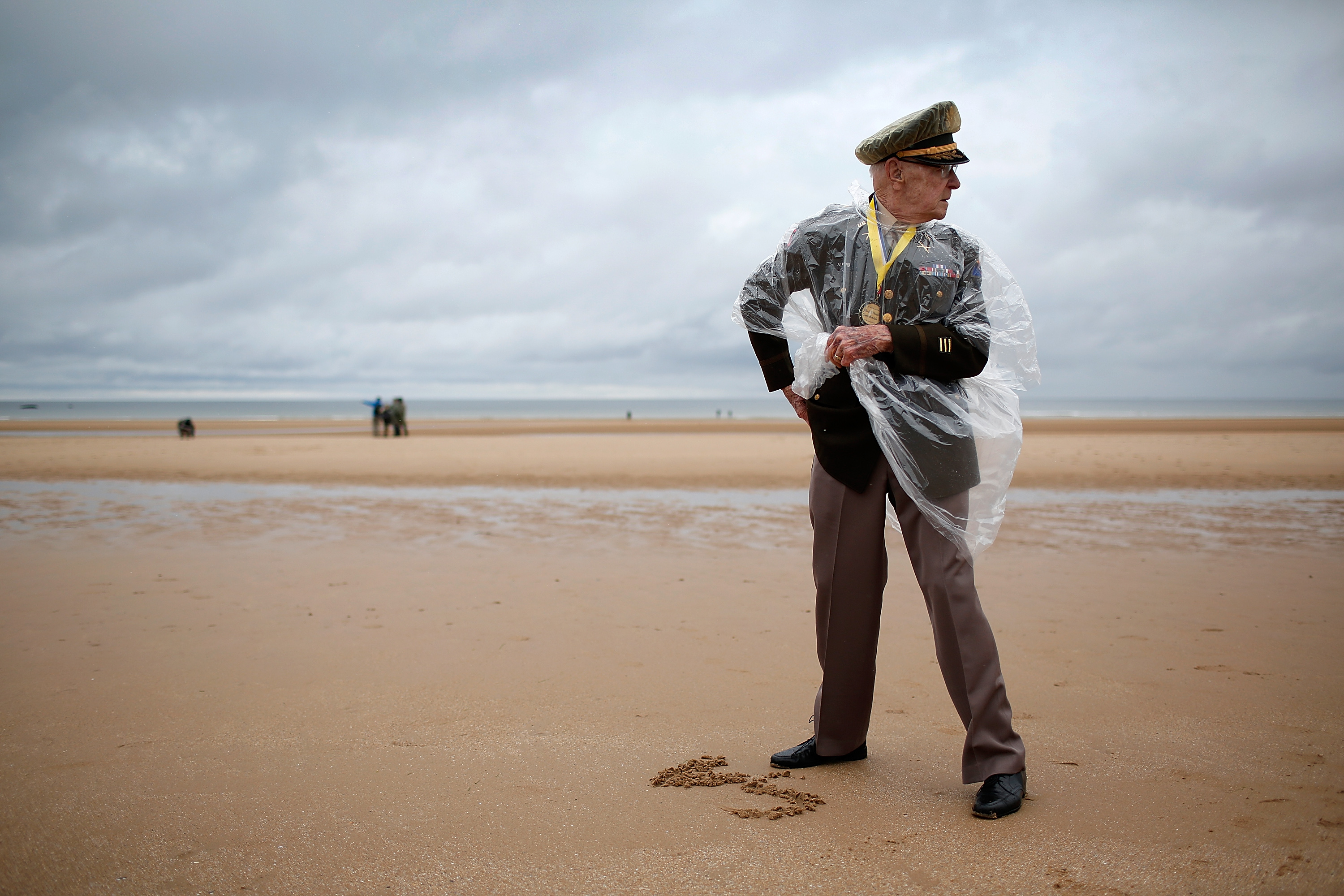 Preparation Ahead Of The 70th Anniversary Of D-Day