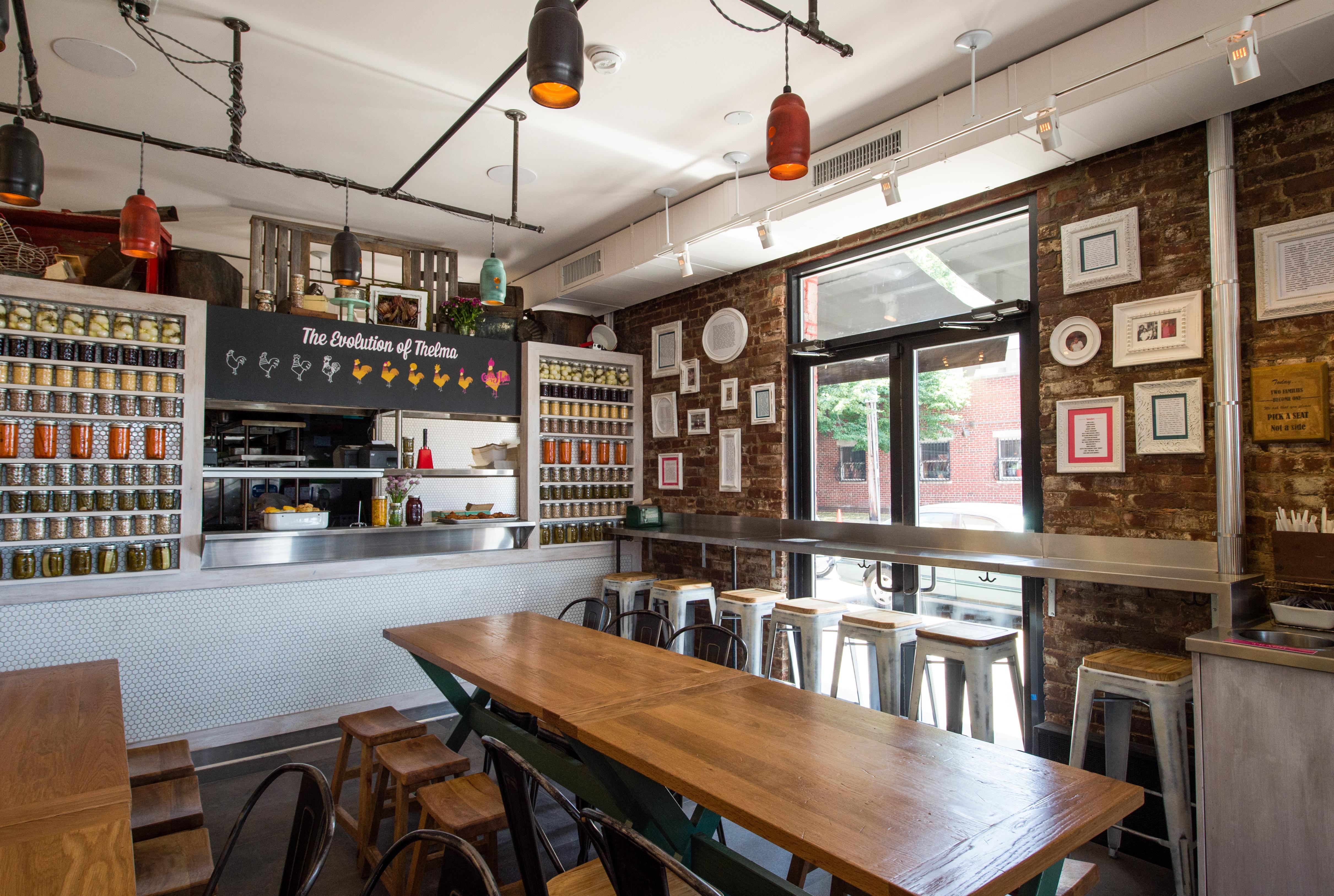 carla hall's southern kitchen - eater ny