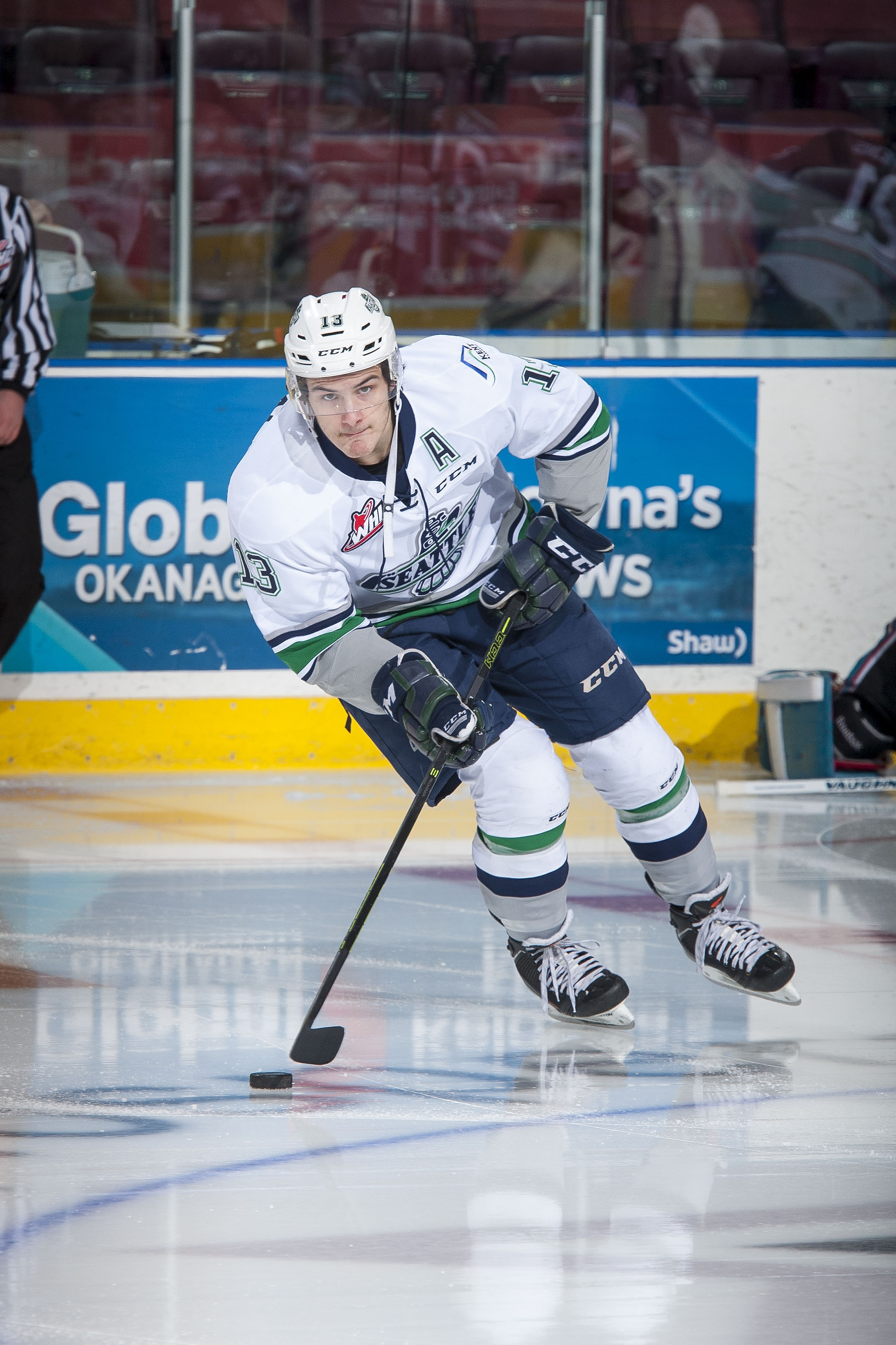 Mathew Barzal leads Seattle's charge for their second straight U.S. Division title