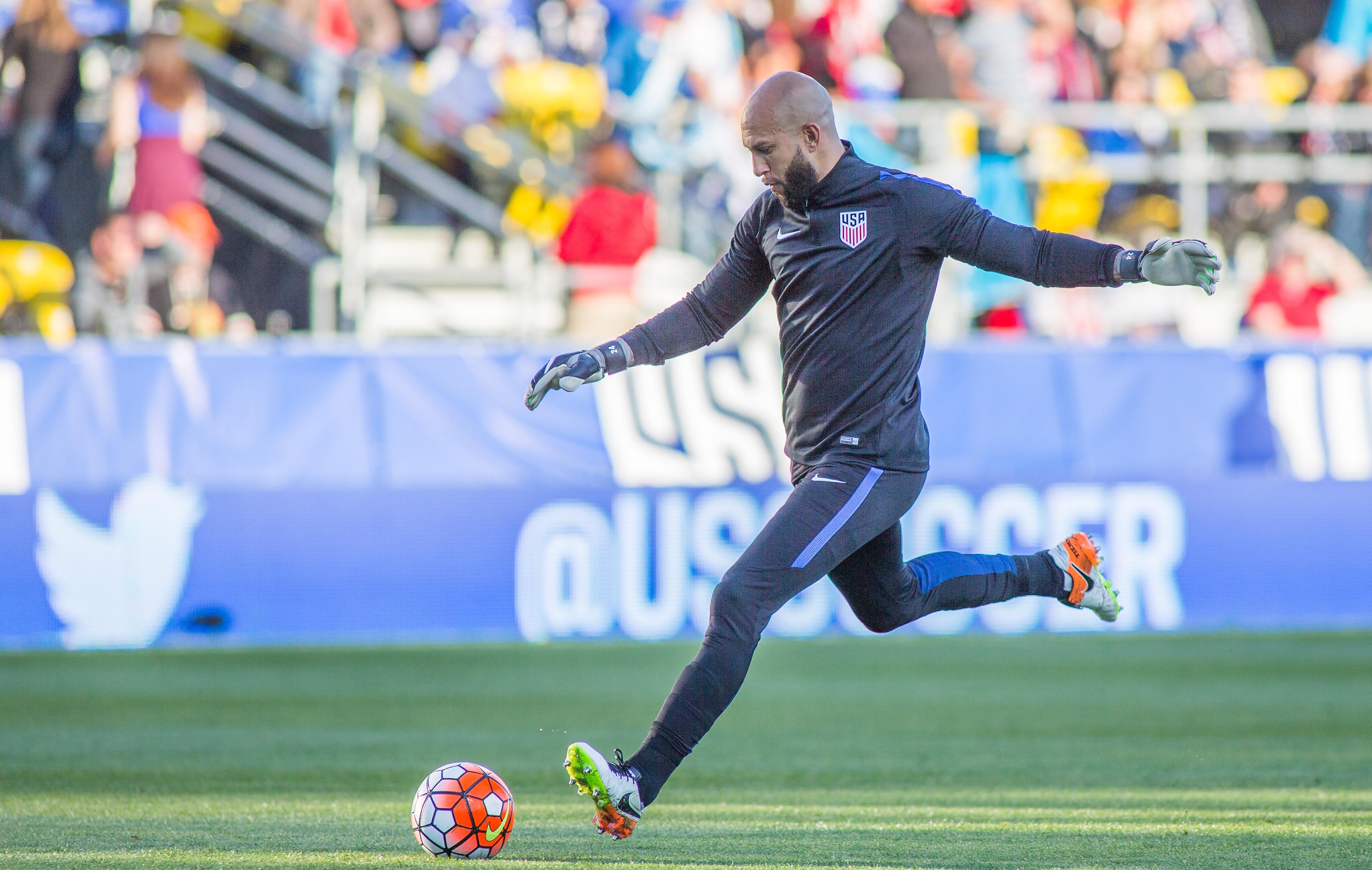 Soccer:  2018 FIFA World Cup Qualifying - Semifinal Round-Guatemala at USA