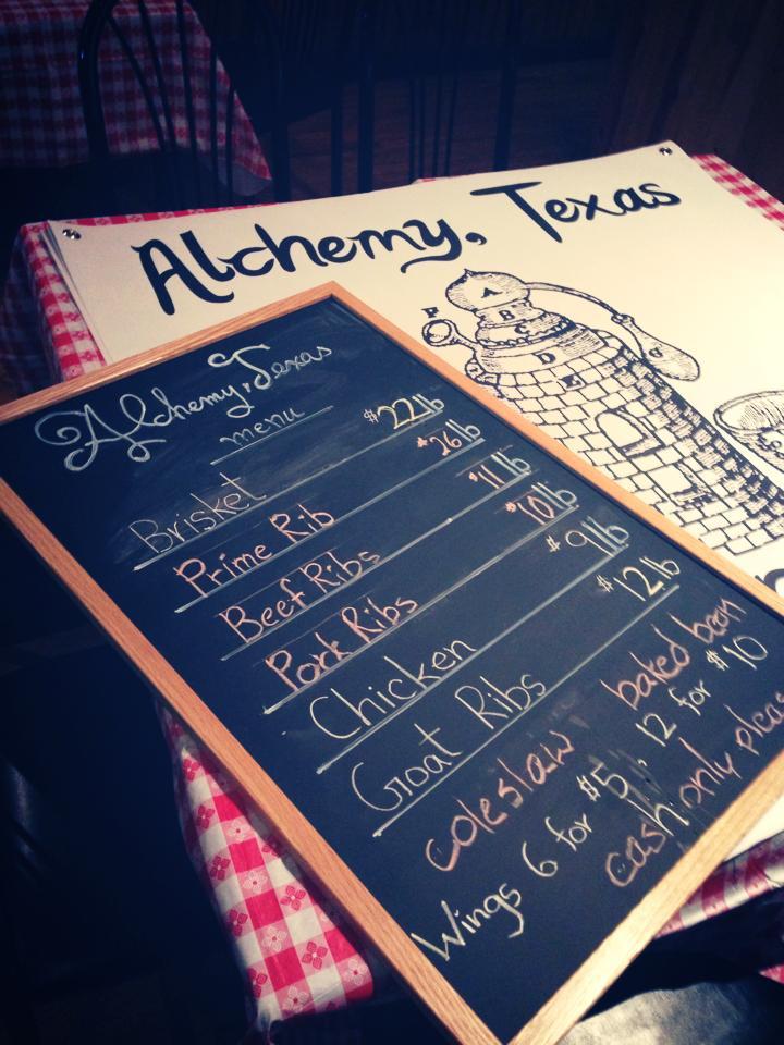 Alchemy Texas
