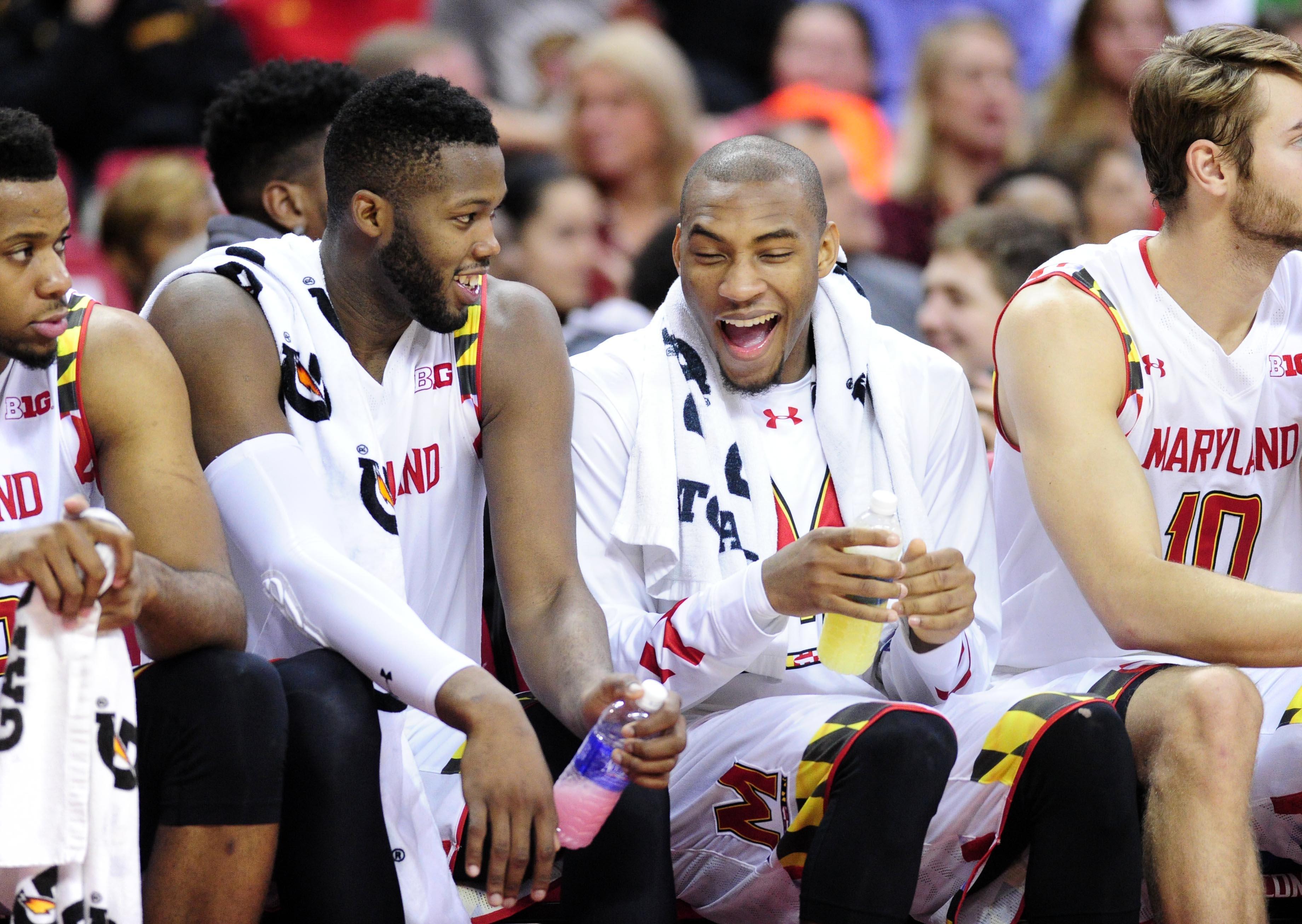 NCAA Basketball: Marshall at Maryland