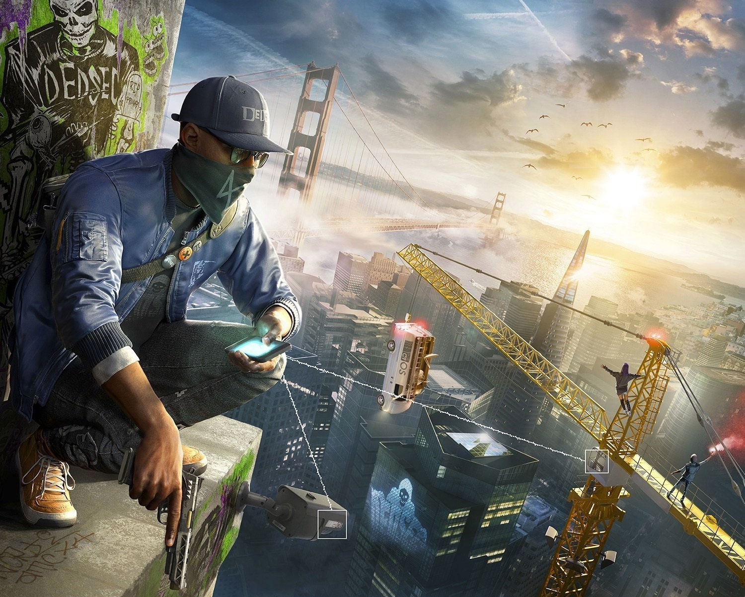 Watch Dogs 2 has a new hacker hero, a new city and a whole lot more