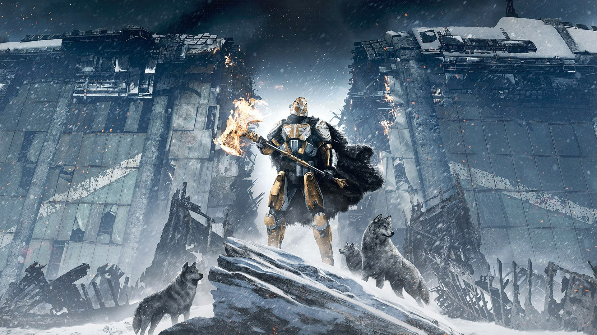 New Destiny: Rise of Iron details leak from Xbox Store