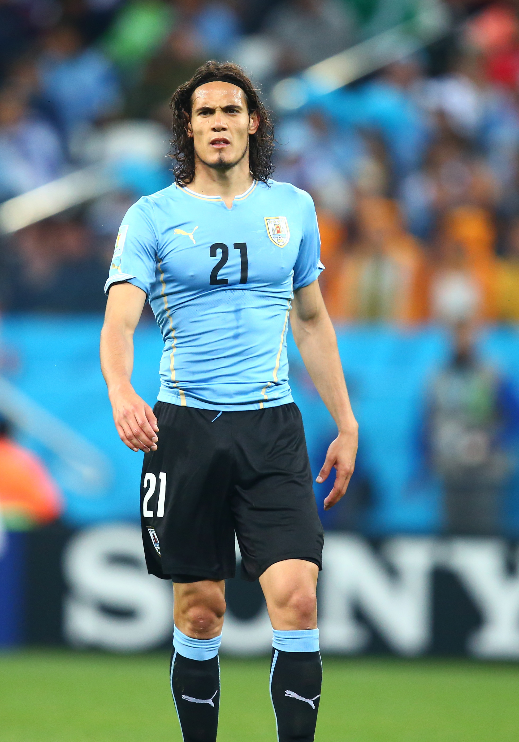 Cavani and his nips will look to get Uruguay back on track tonight.