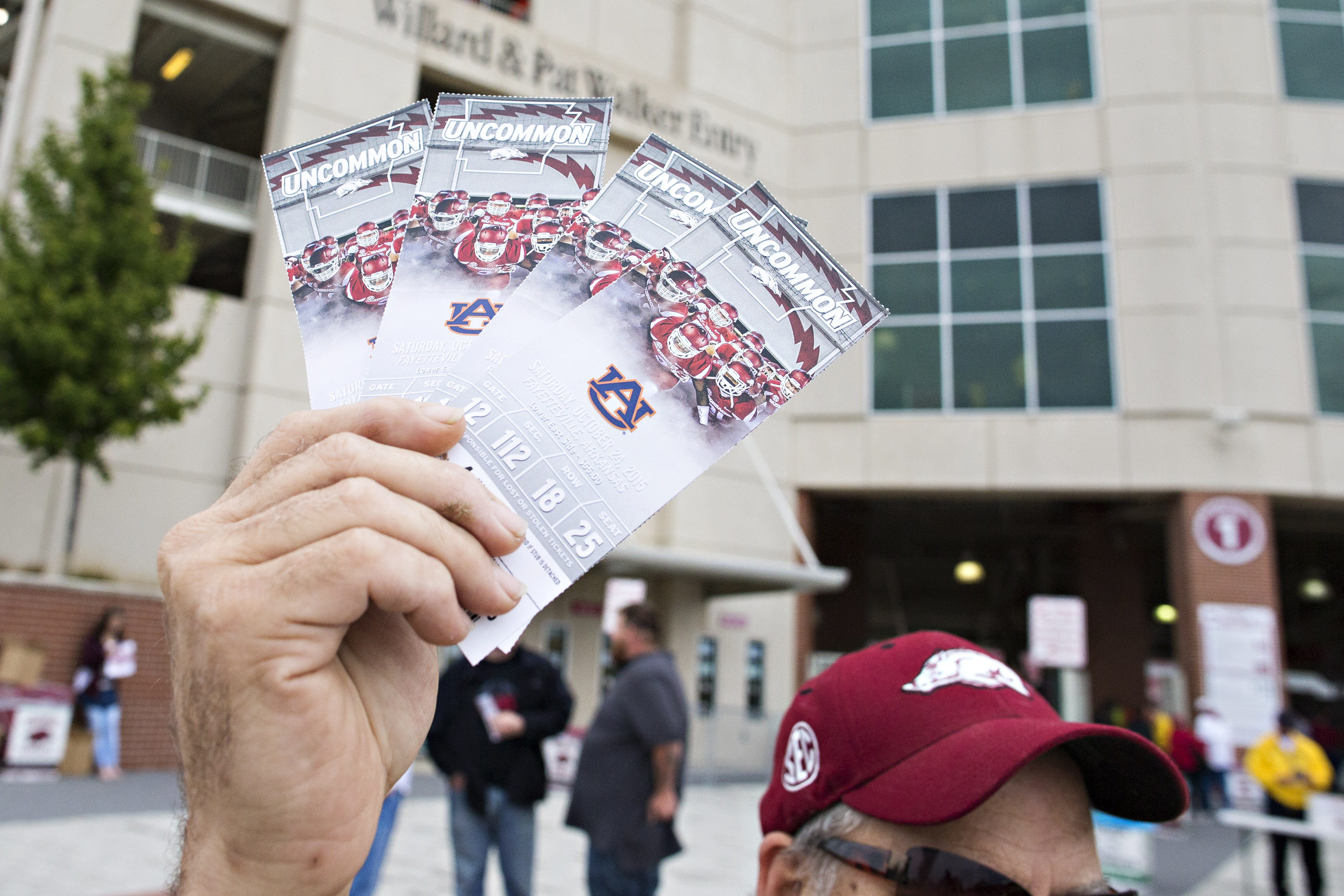 Football tickets won't be this easy to find in 2016