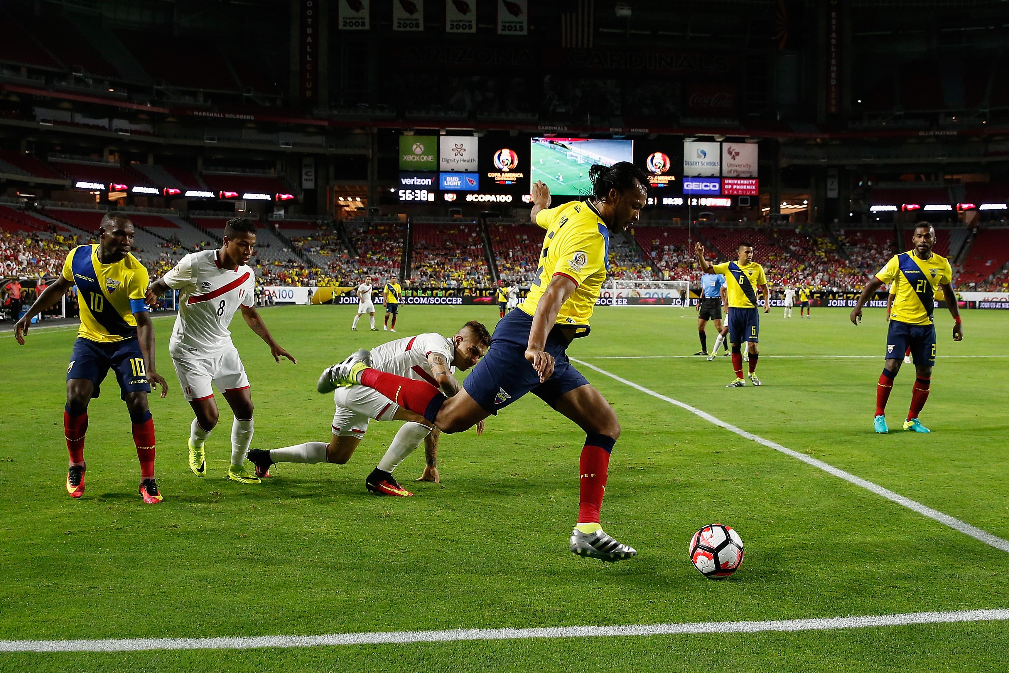 Ecuador v Peru: Group B - Copa America Centenario