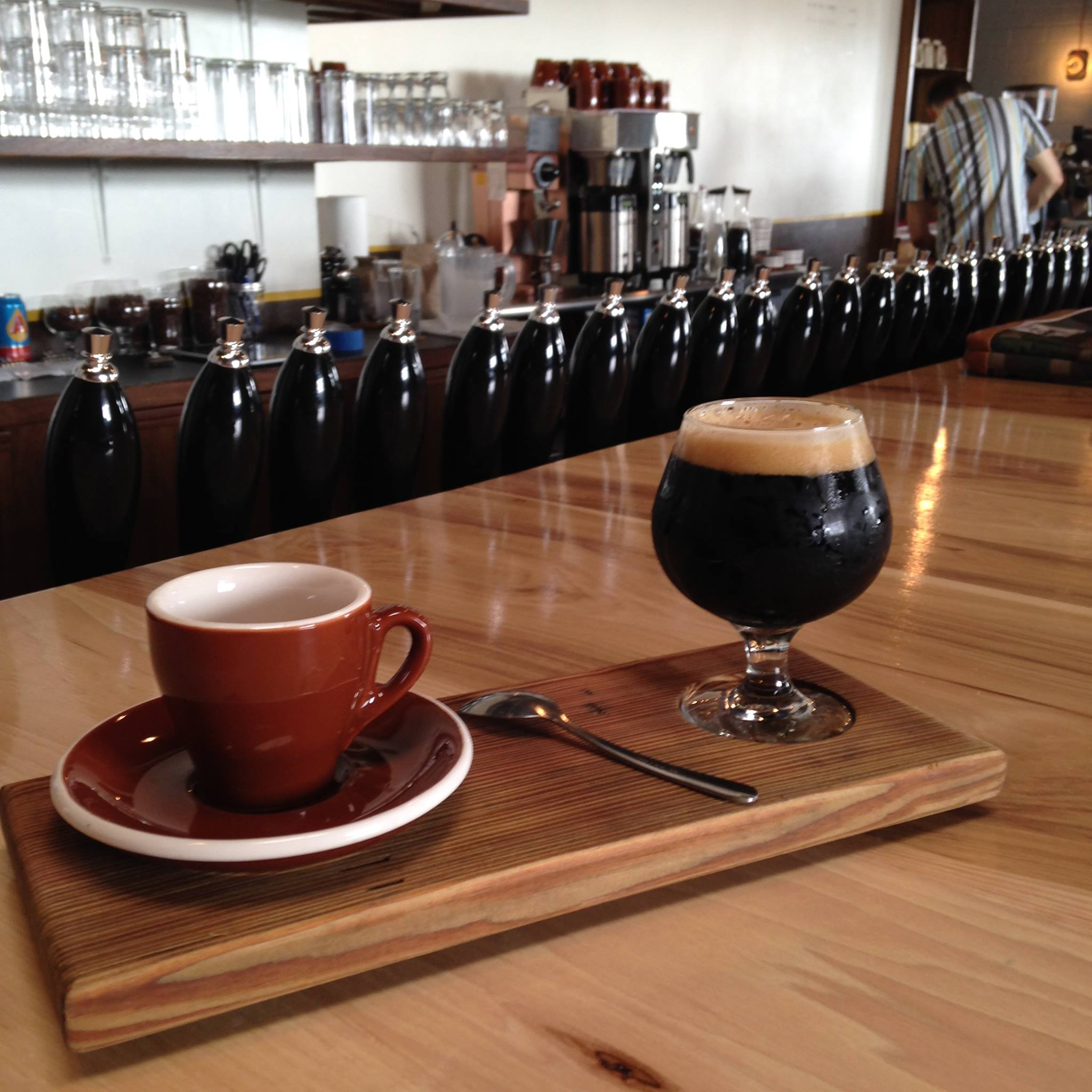 Find Coffee and Booze at These 10 Austin Cafes