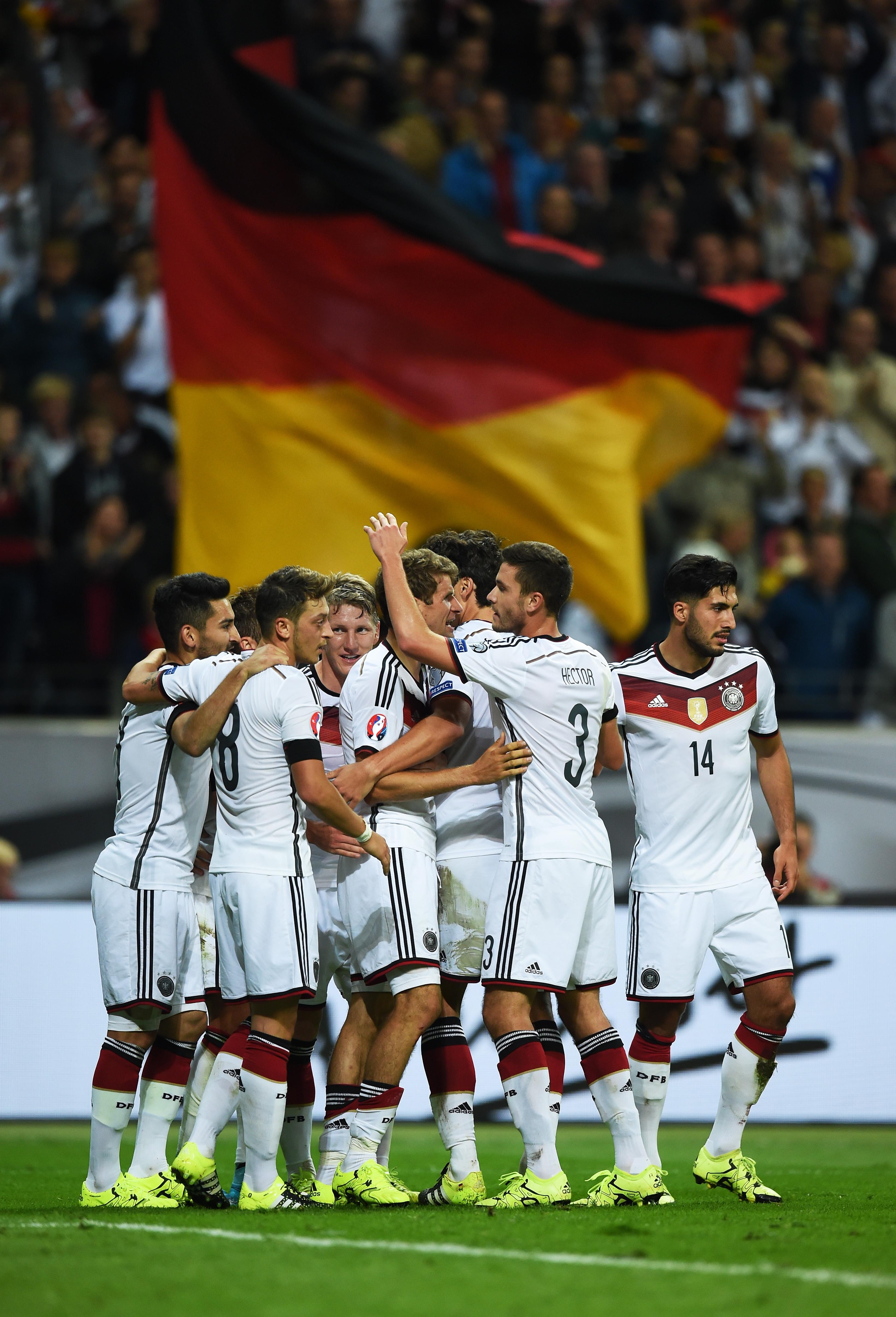 Germany v Poland - EURO 2016 Qualifier