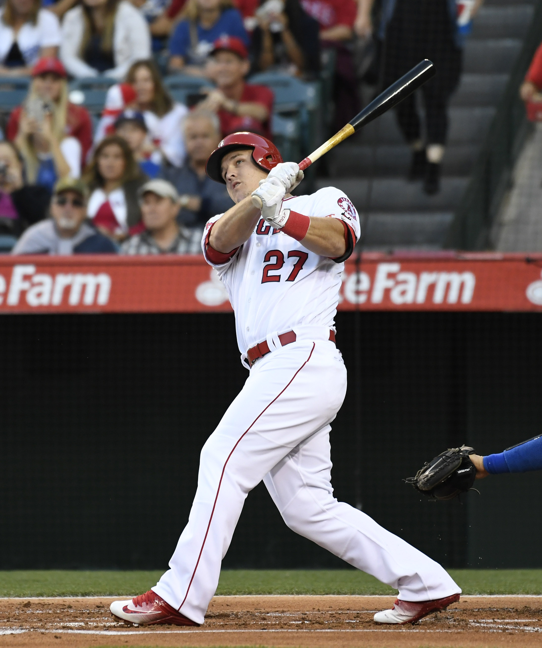 Yawn, just another Mike Trout home run.