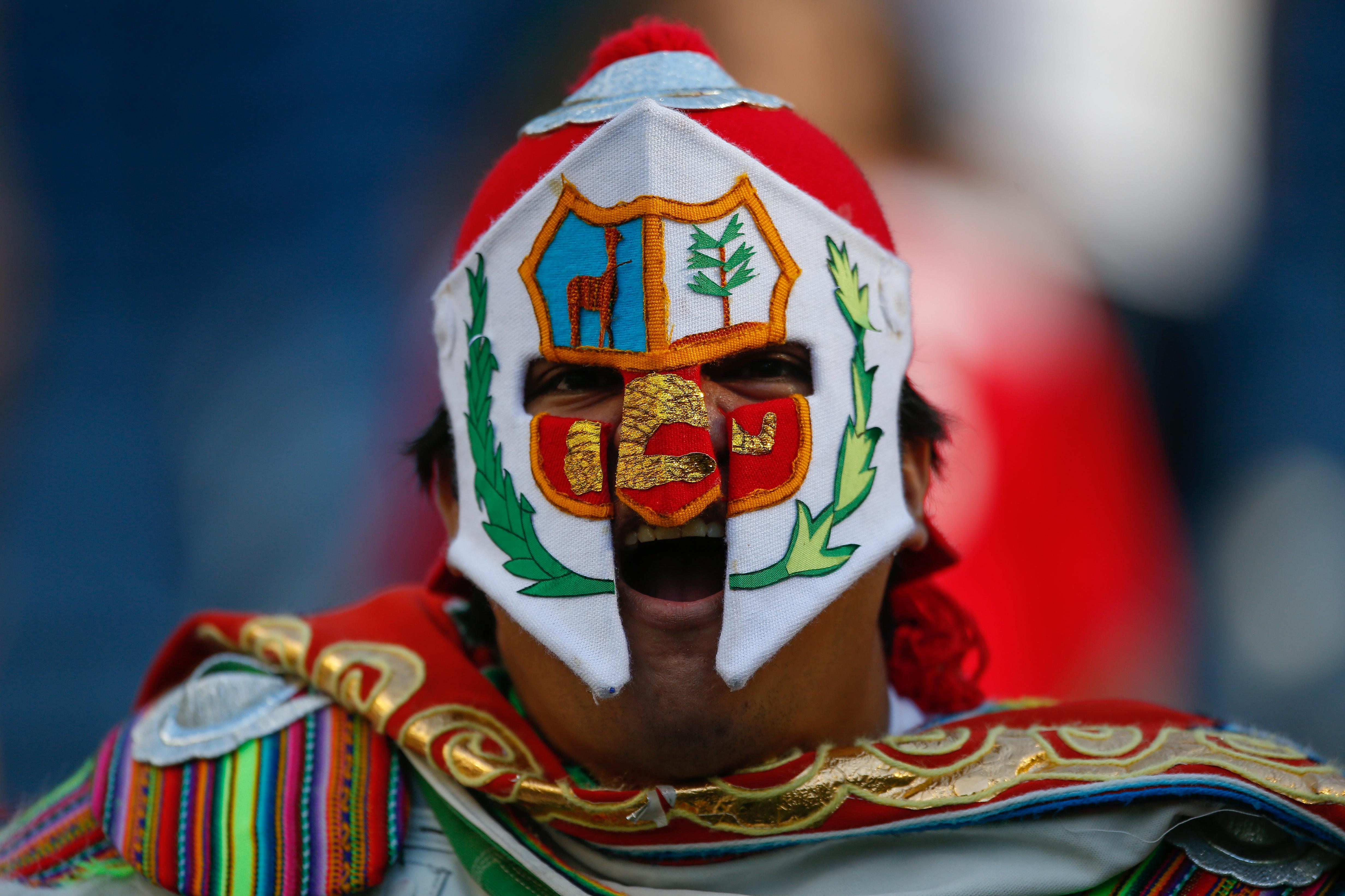 Haiti v Peru: Group B - Copa America Centenario