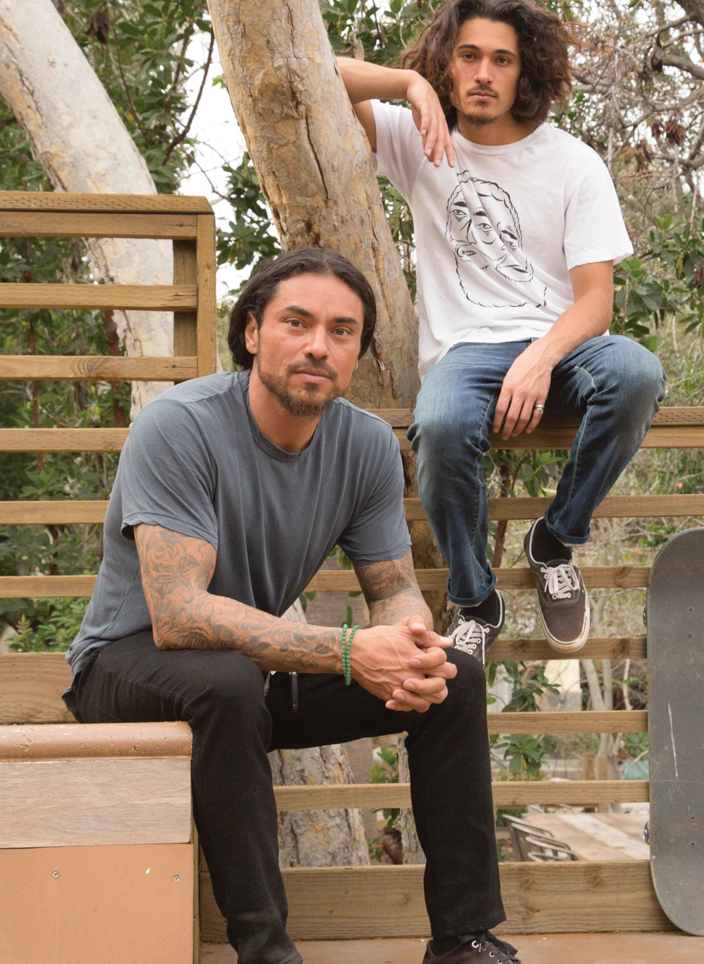 Pat Tenore, Founder and President of RVCA