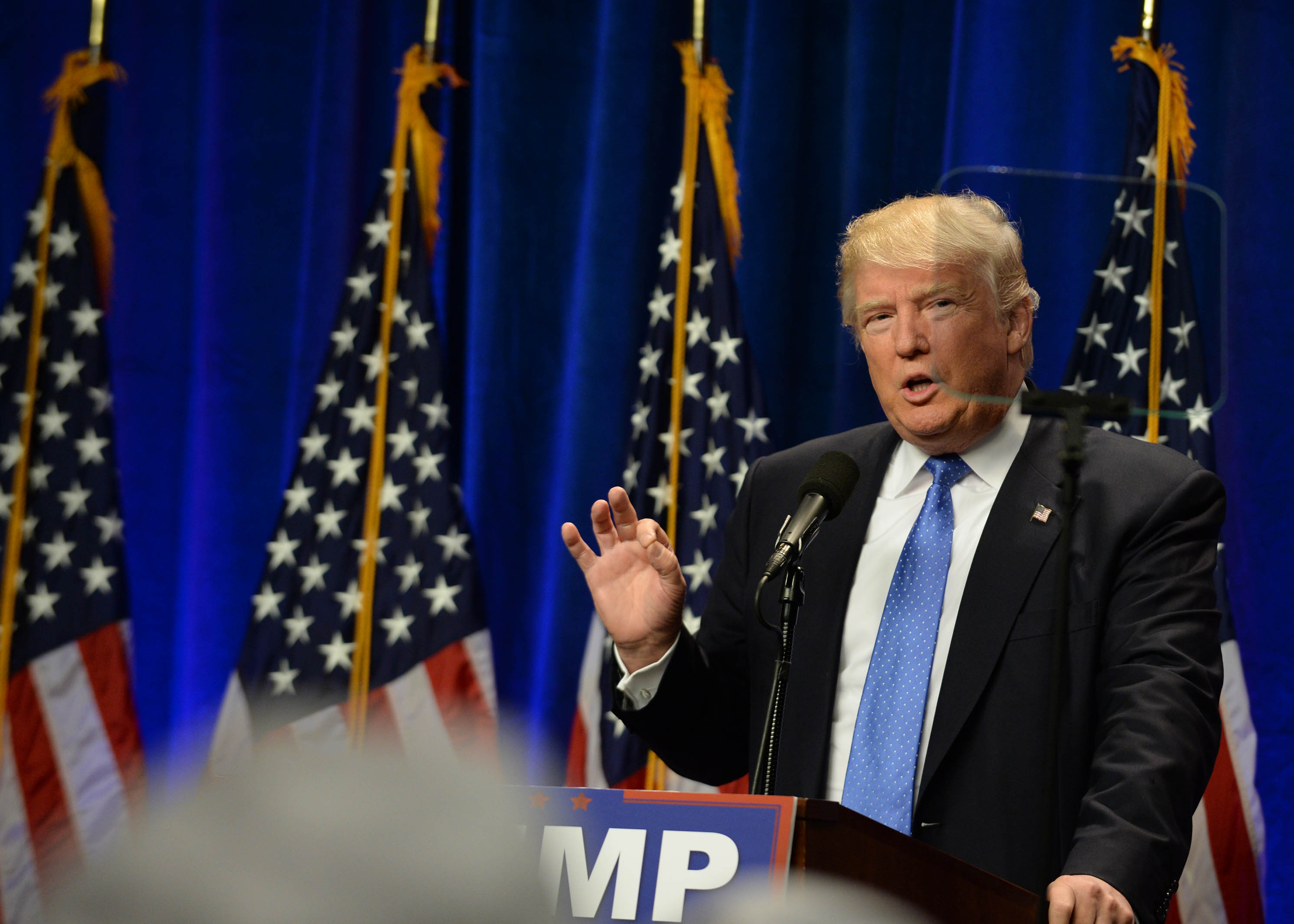 9 of the most egregious lies and inaccuracies in Donald Trump's foreign policy speech