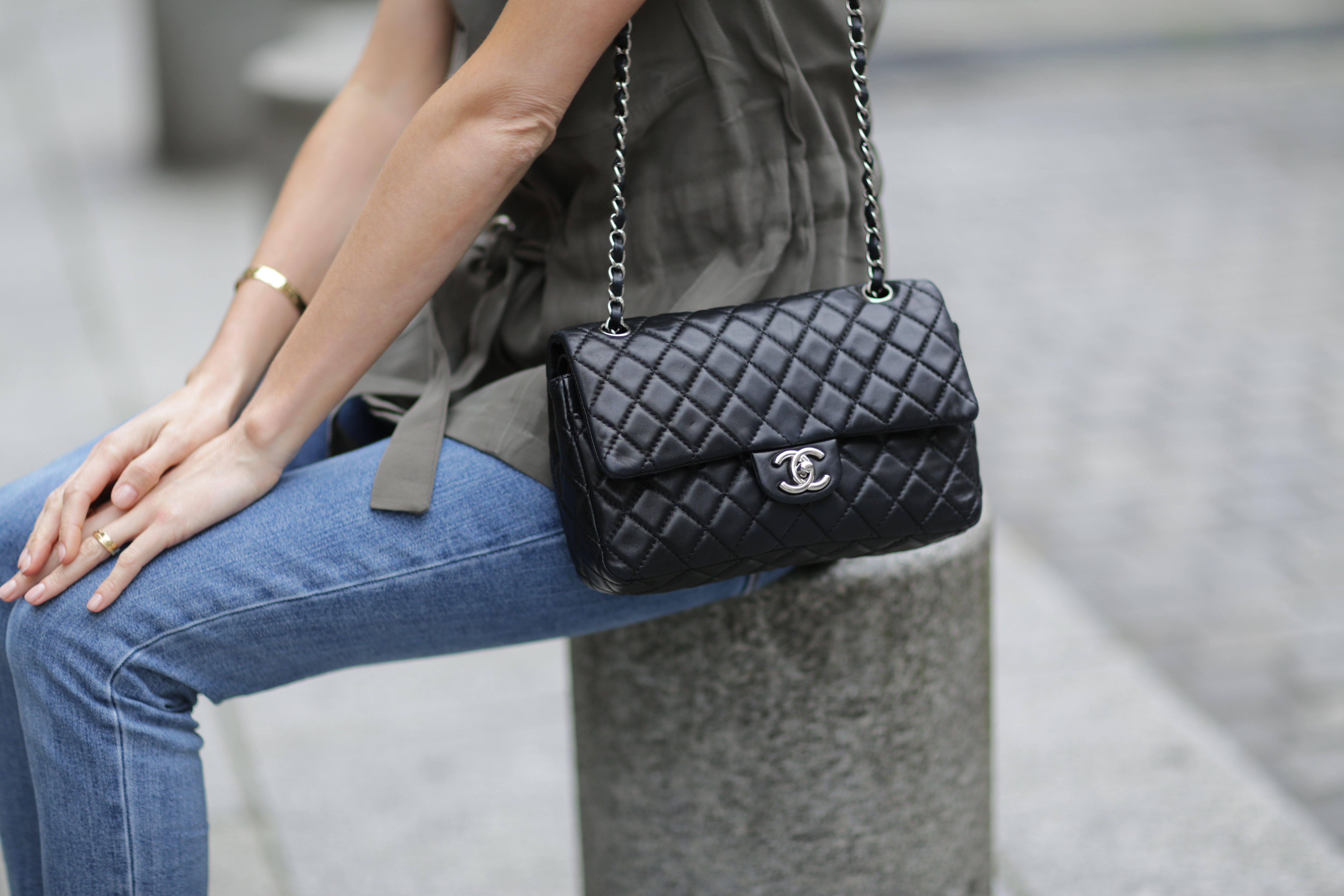 84967b8fc229c6 Chanel's Classic Flap Bag Increased In Value Over 70% in Past 6 Years