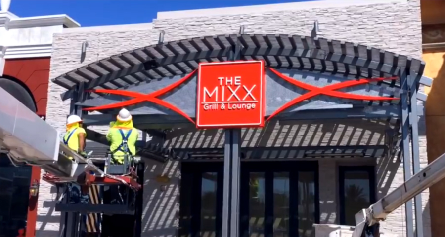 The Mixx Grill & Lounge