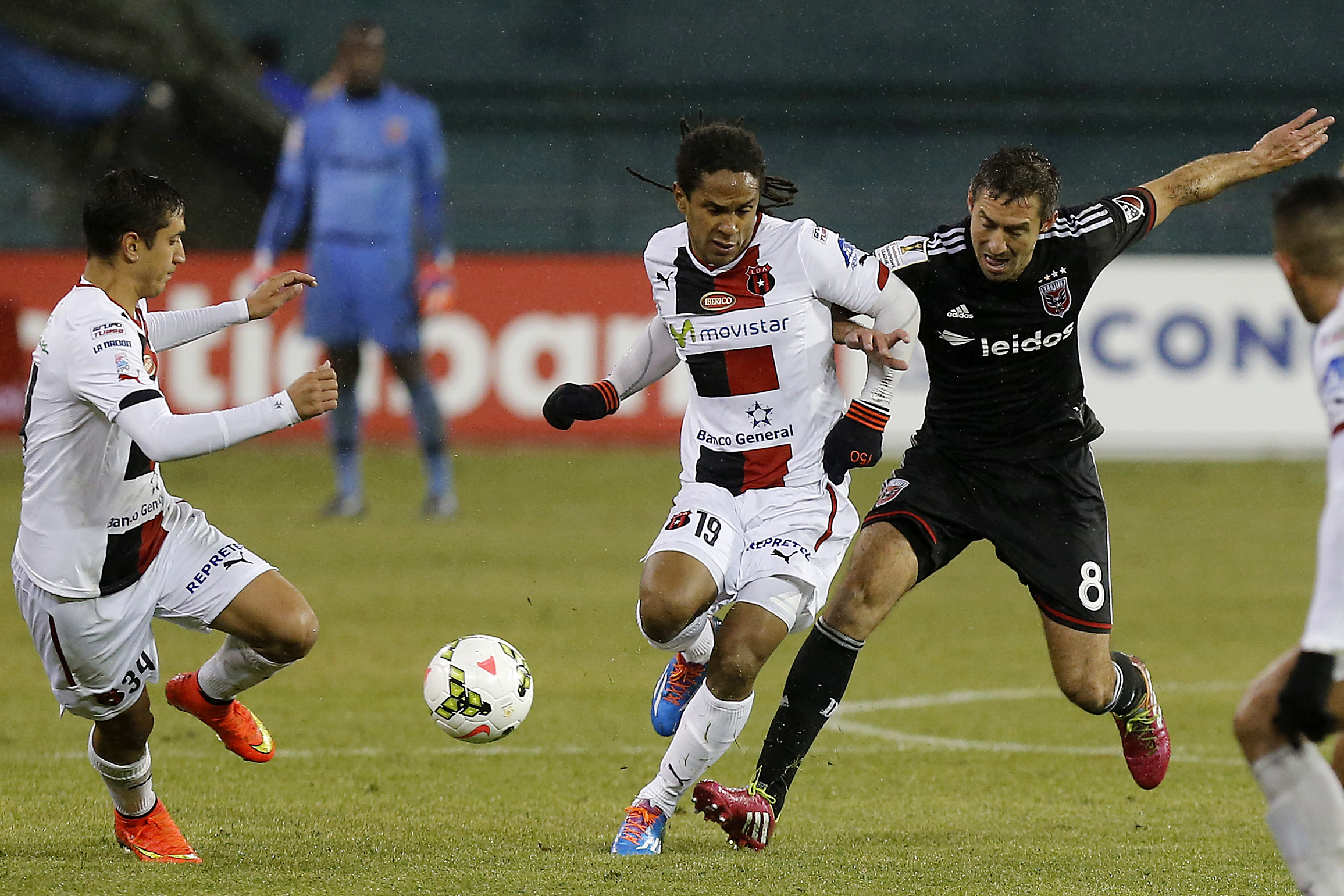 Soccer: Champions League-Alajuelense at D.C. United