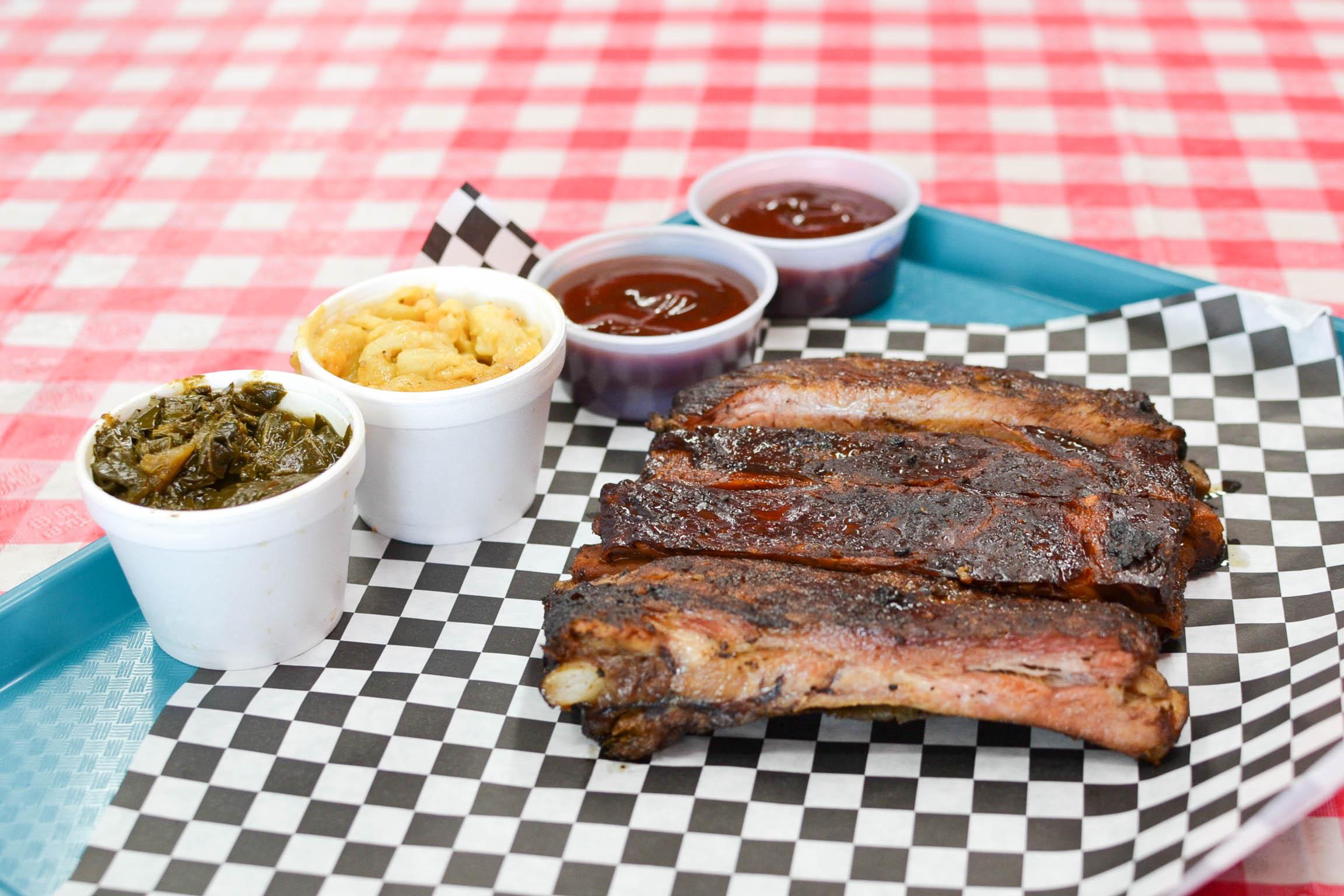 Where to Find LA's Best Barbecue Ribs